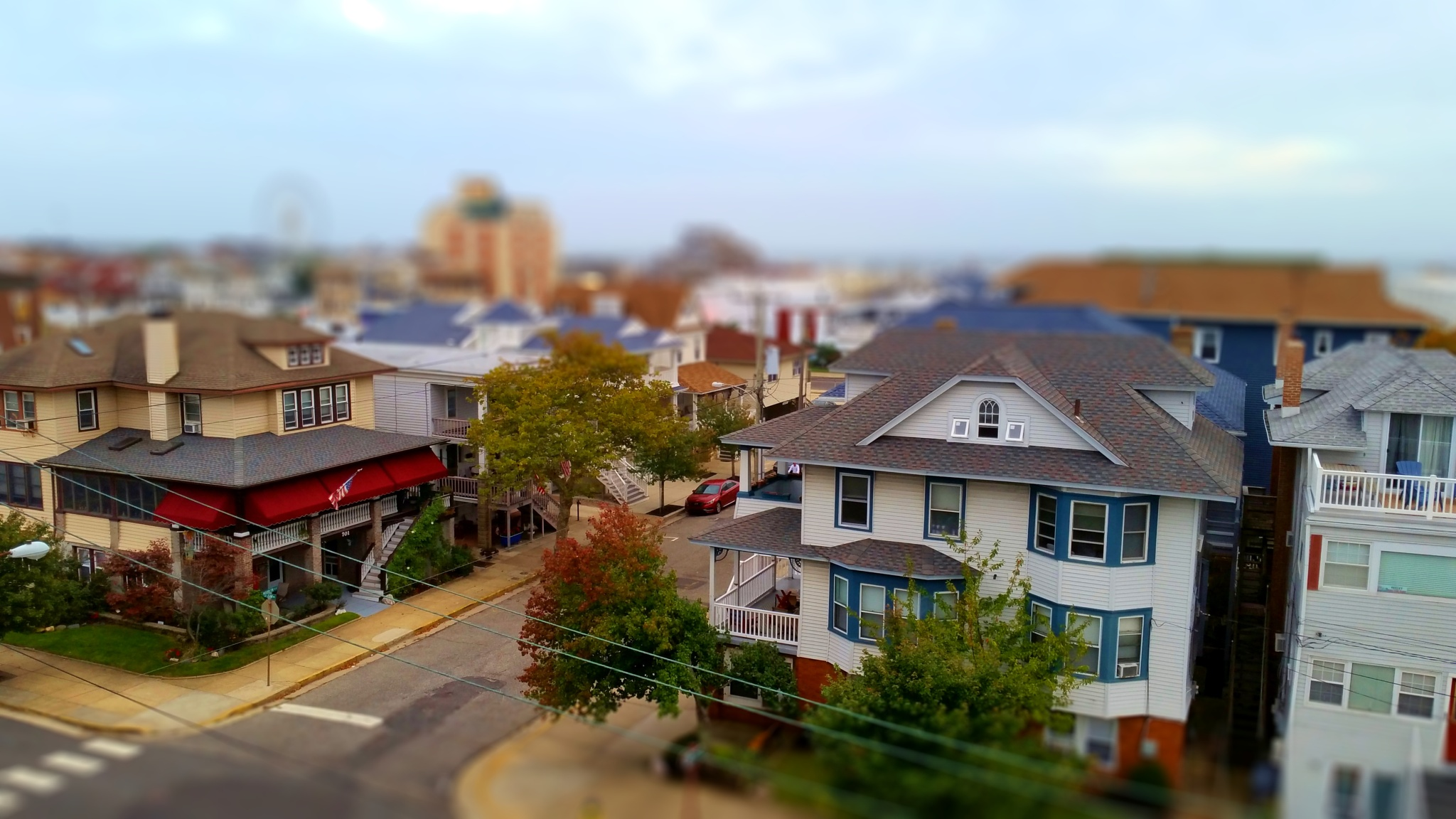 Ocean City Doll Houses by Doug Bottalico
