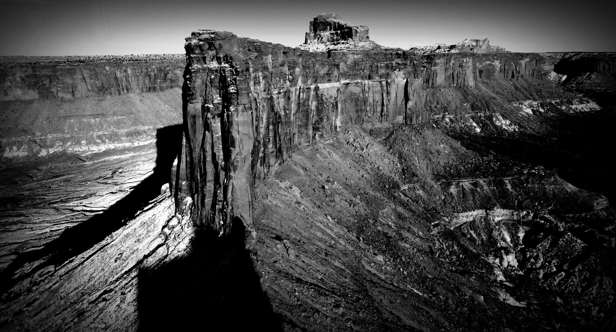 Canyon Dreams by Mark Rupert