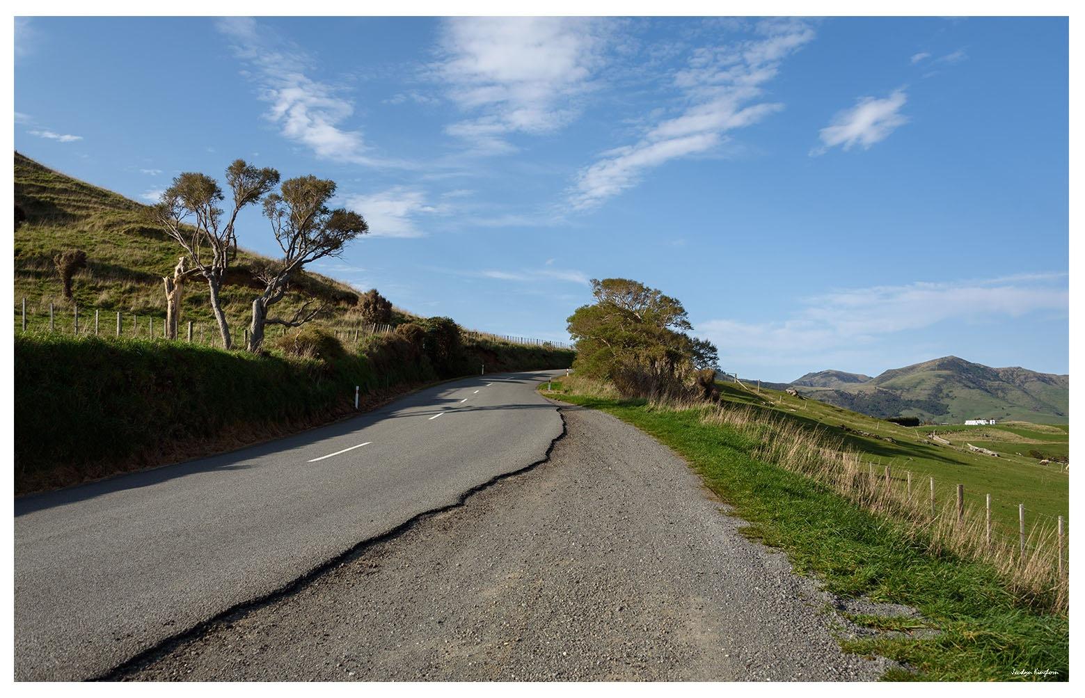 On the Road Home by Jocelyn Kinghorn