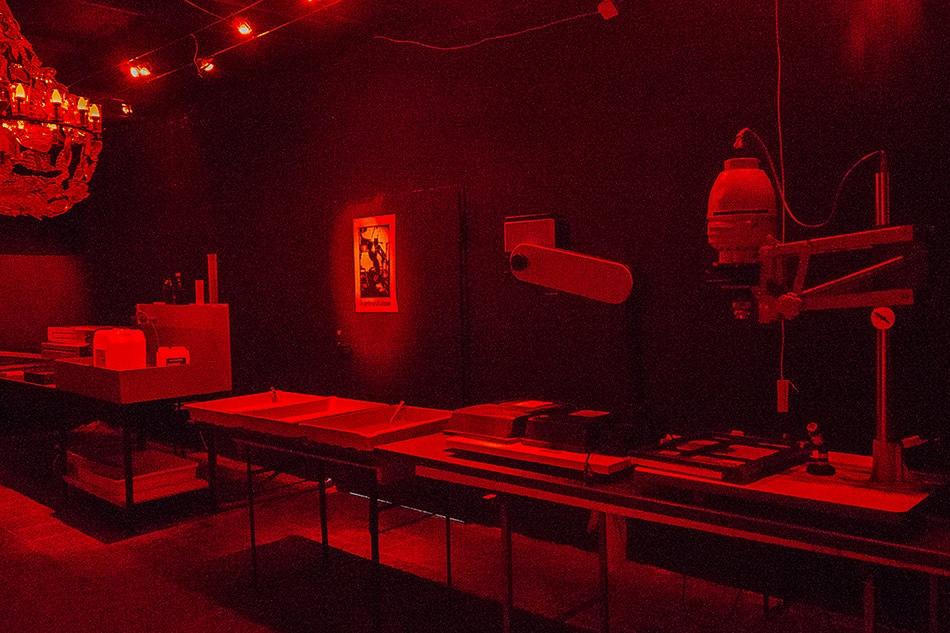 Darkroom by agfa.scala ...the eye