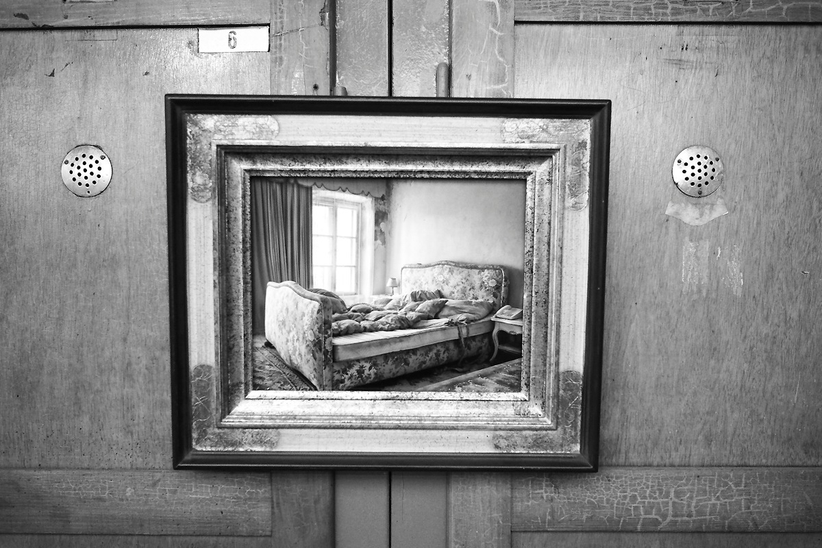 Home is longing ... by Agfa Scala ...the eye