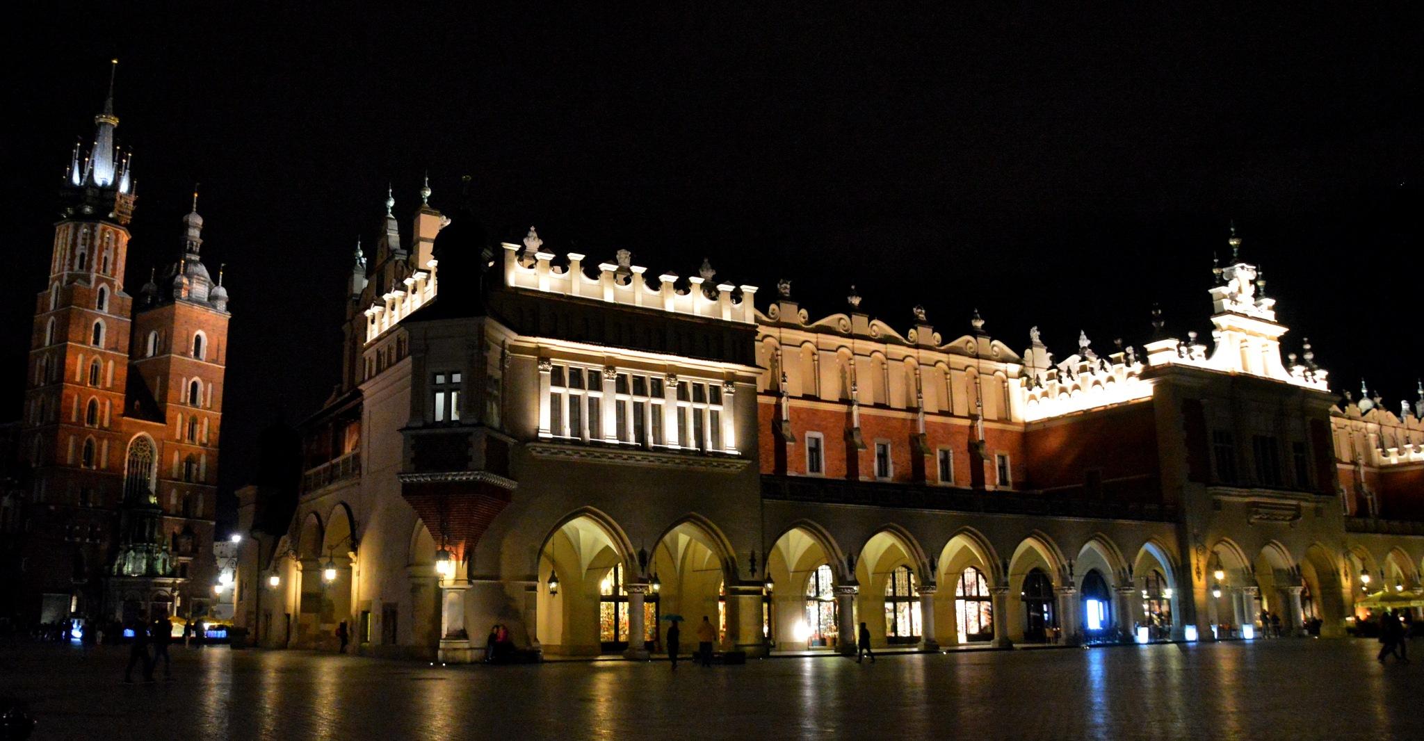 Krakow by Tove Nilsen