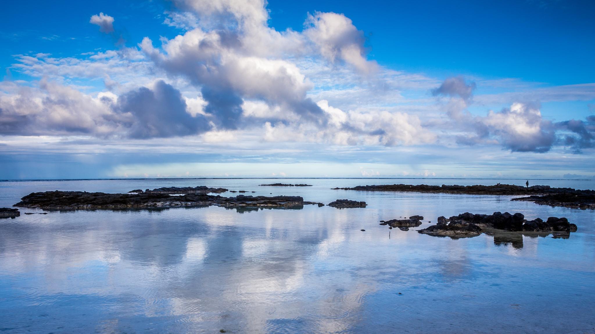 Calm by fleosphoto