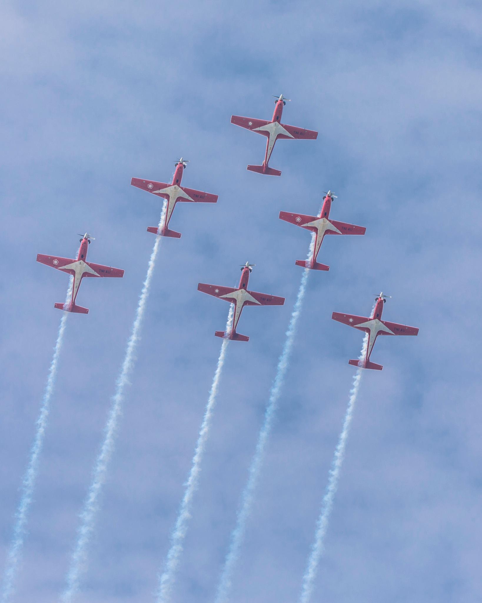 Singapore Air Show 2108 by mayur