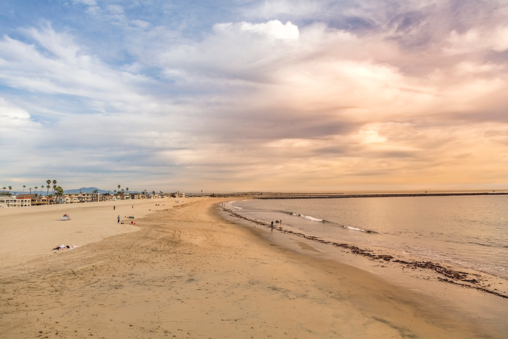 Seal Beach  by Janet Aguila Krause