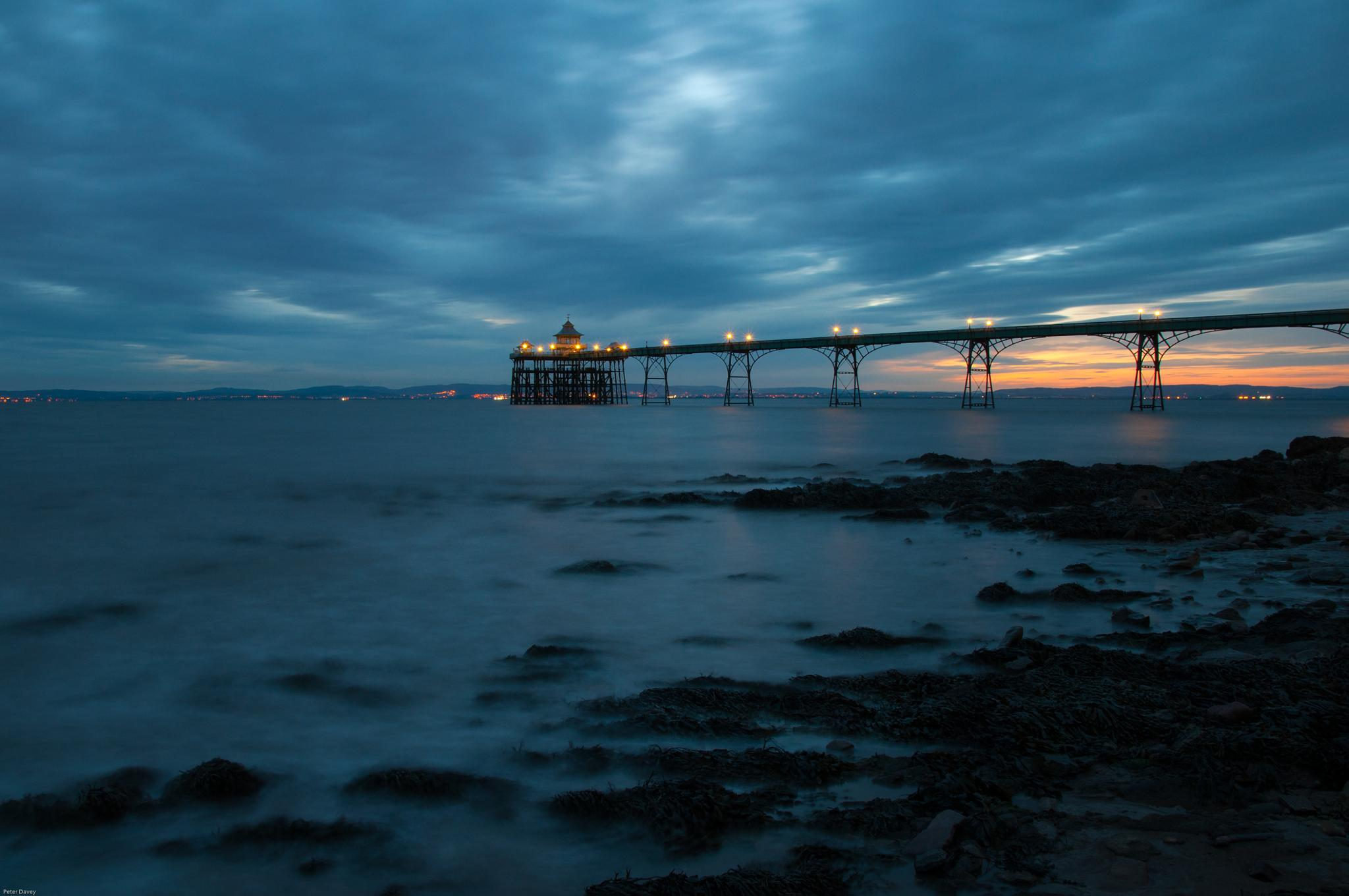 Clevedon Pier by peter.davey.169