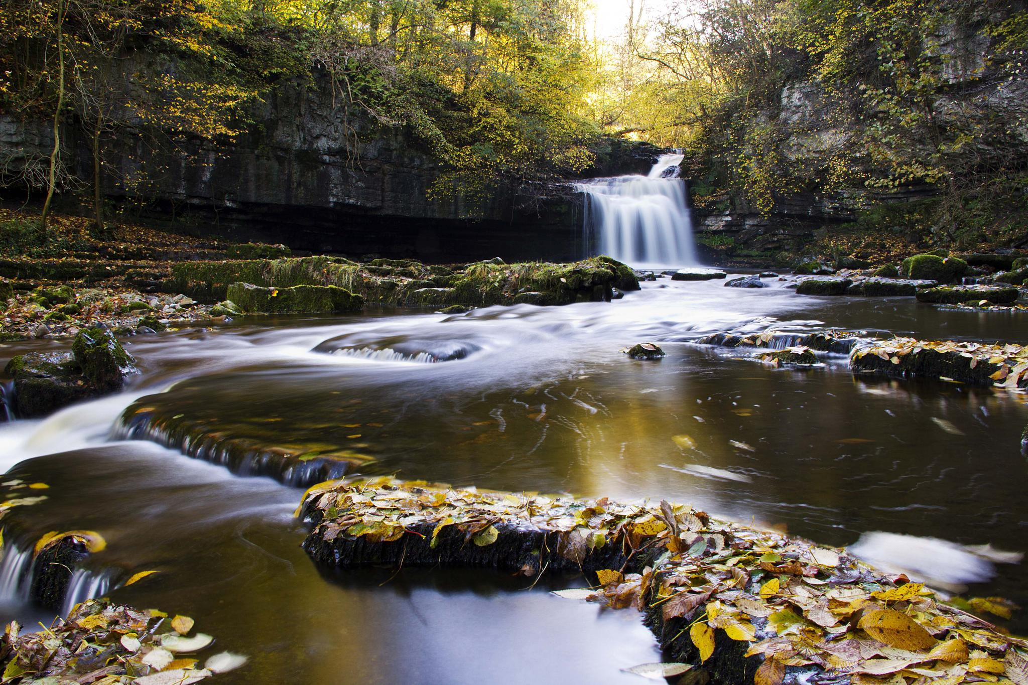 Cauldron Falls by Ken Blackburn Digital Imaging