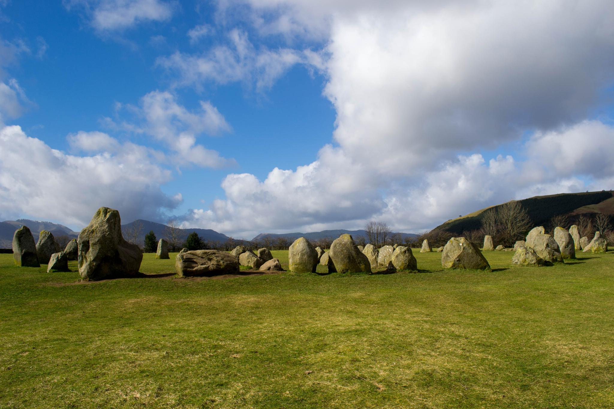 Castlerigg Stone Circle lV by michael.hale.773