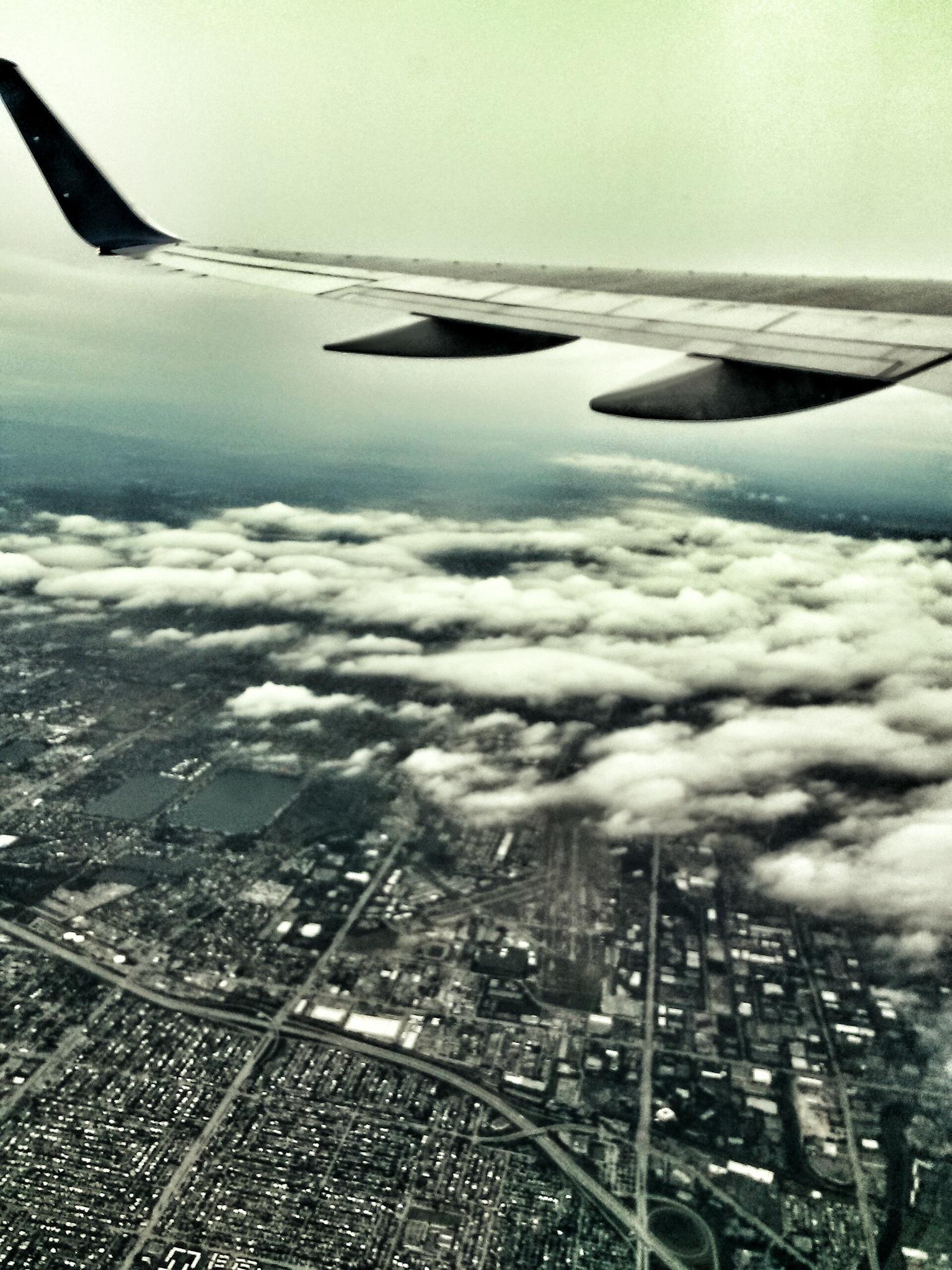 Warm Skies by JoeyZ
