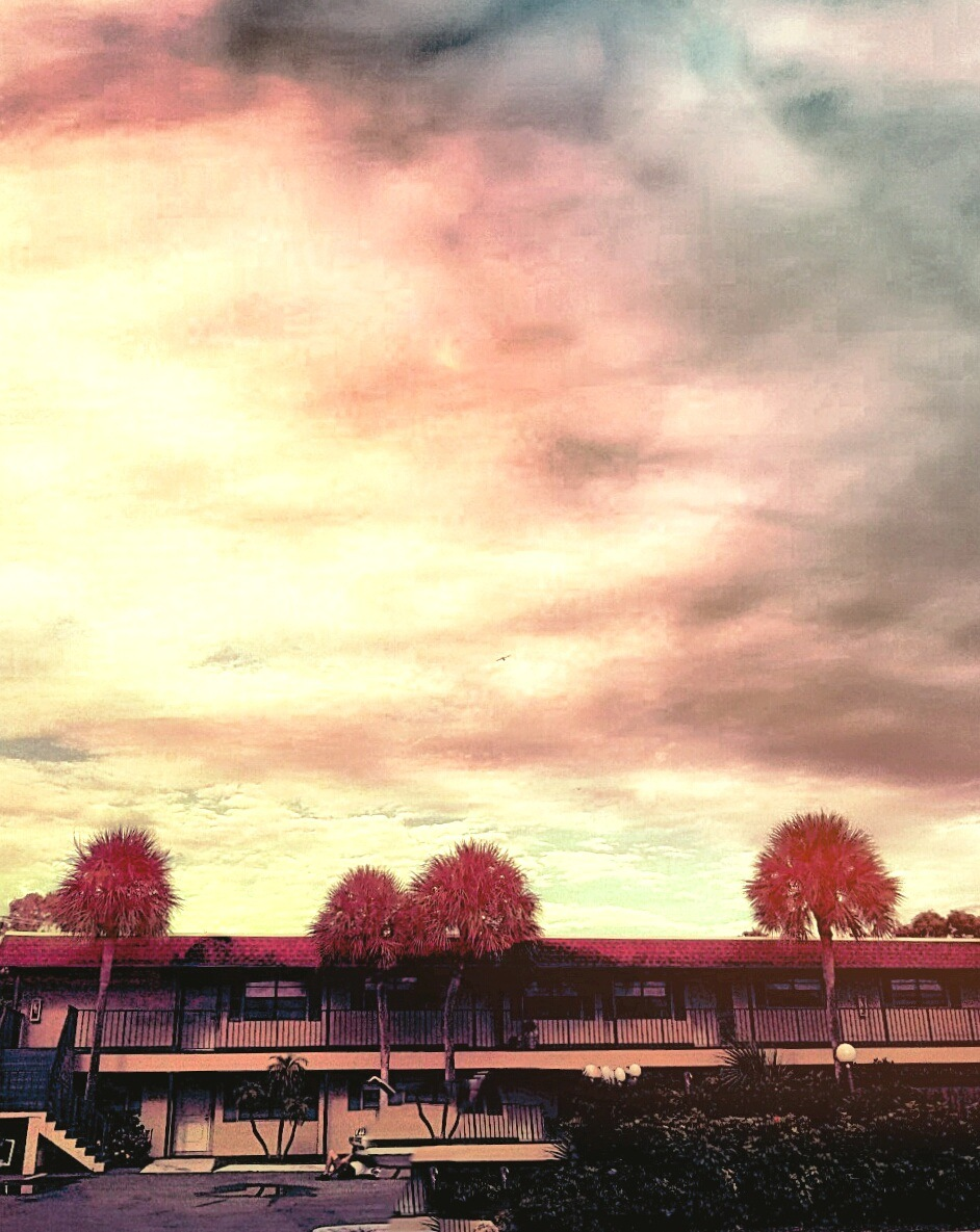 Early morning sunrise  by JoeyZ