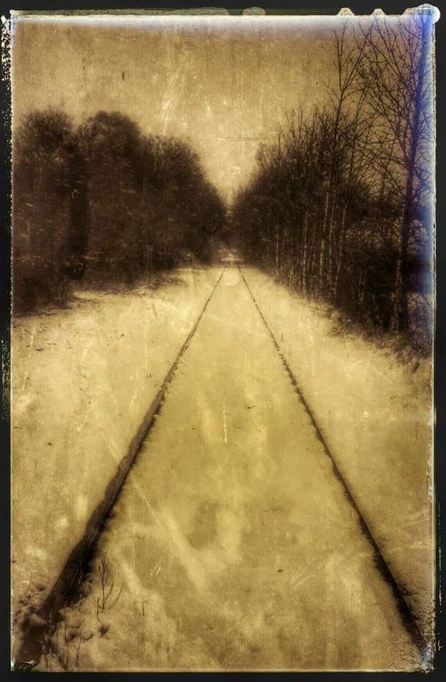railway  by karlerik.straarup
