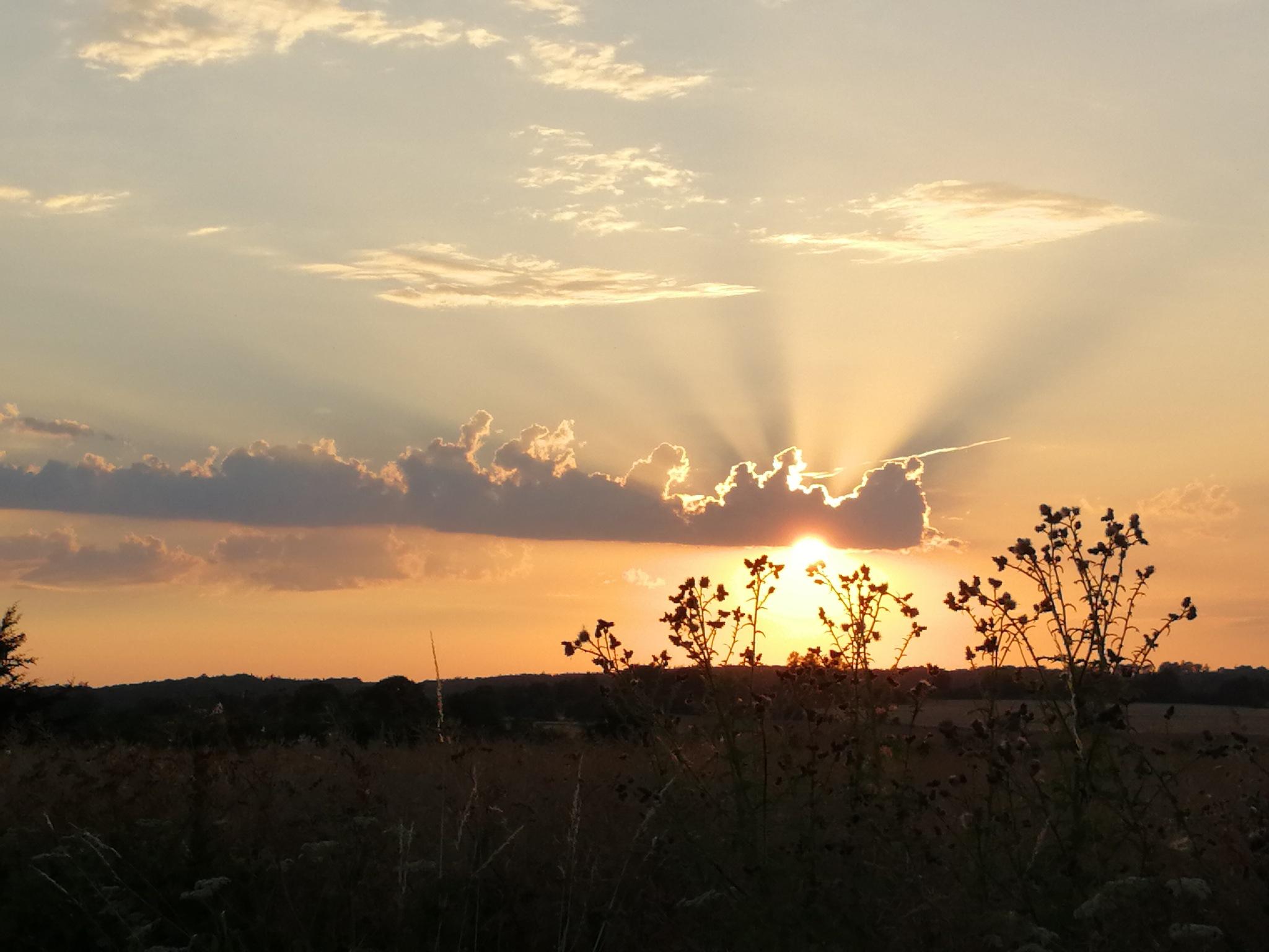 sundown  by karlerik.straarup