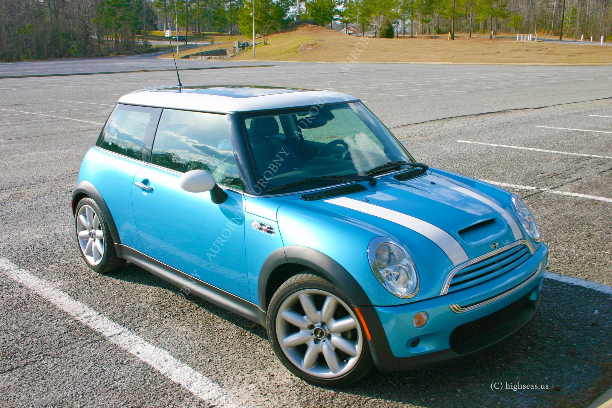 Electric Blue by Rob