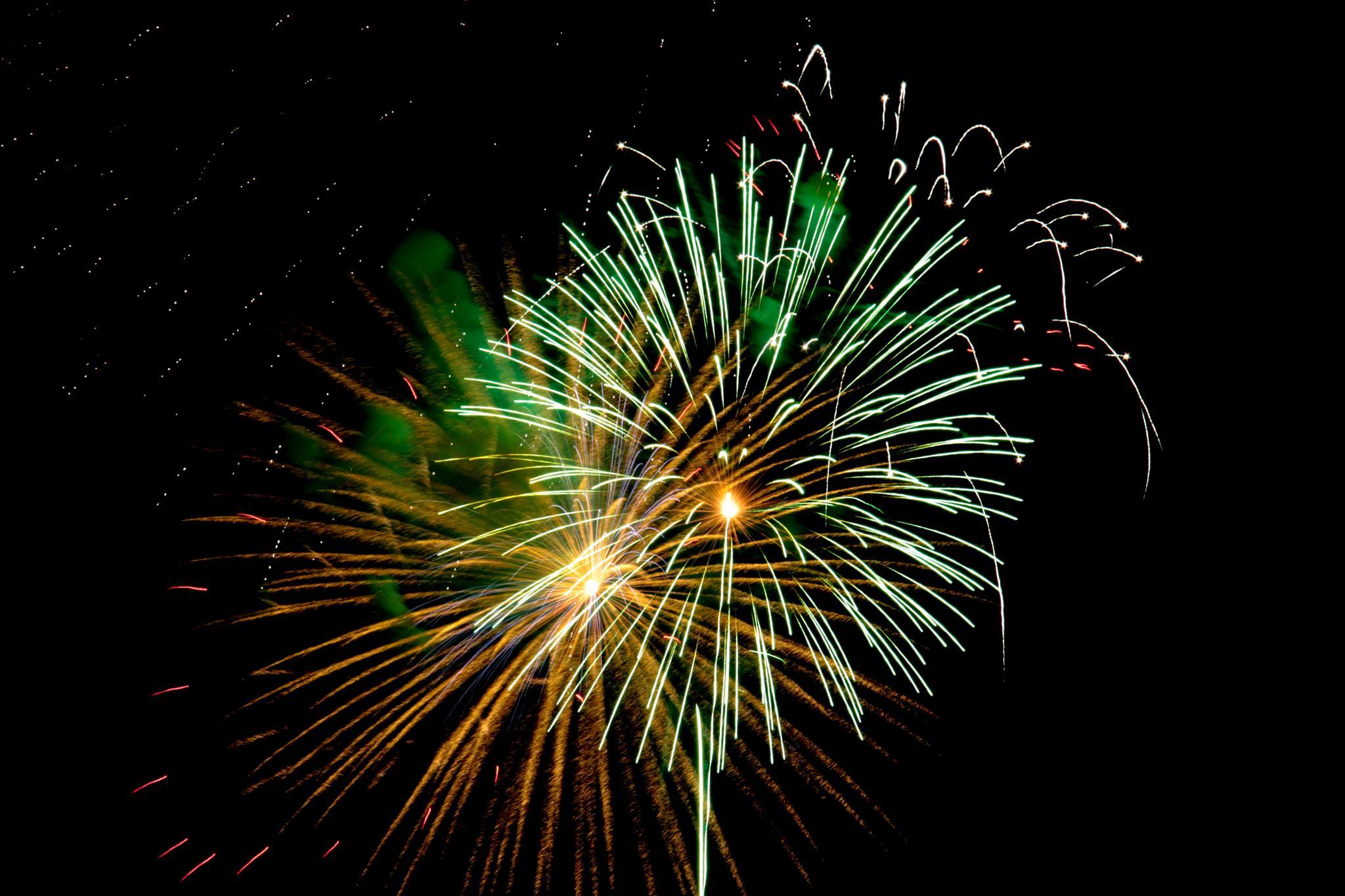 Fireworks celebration! 5 by Rob