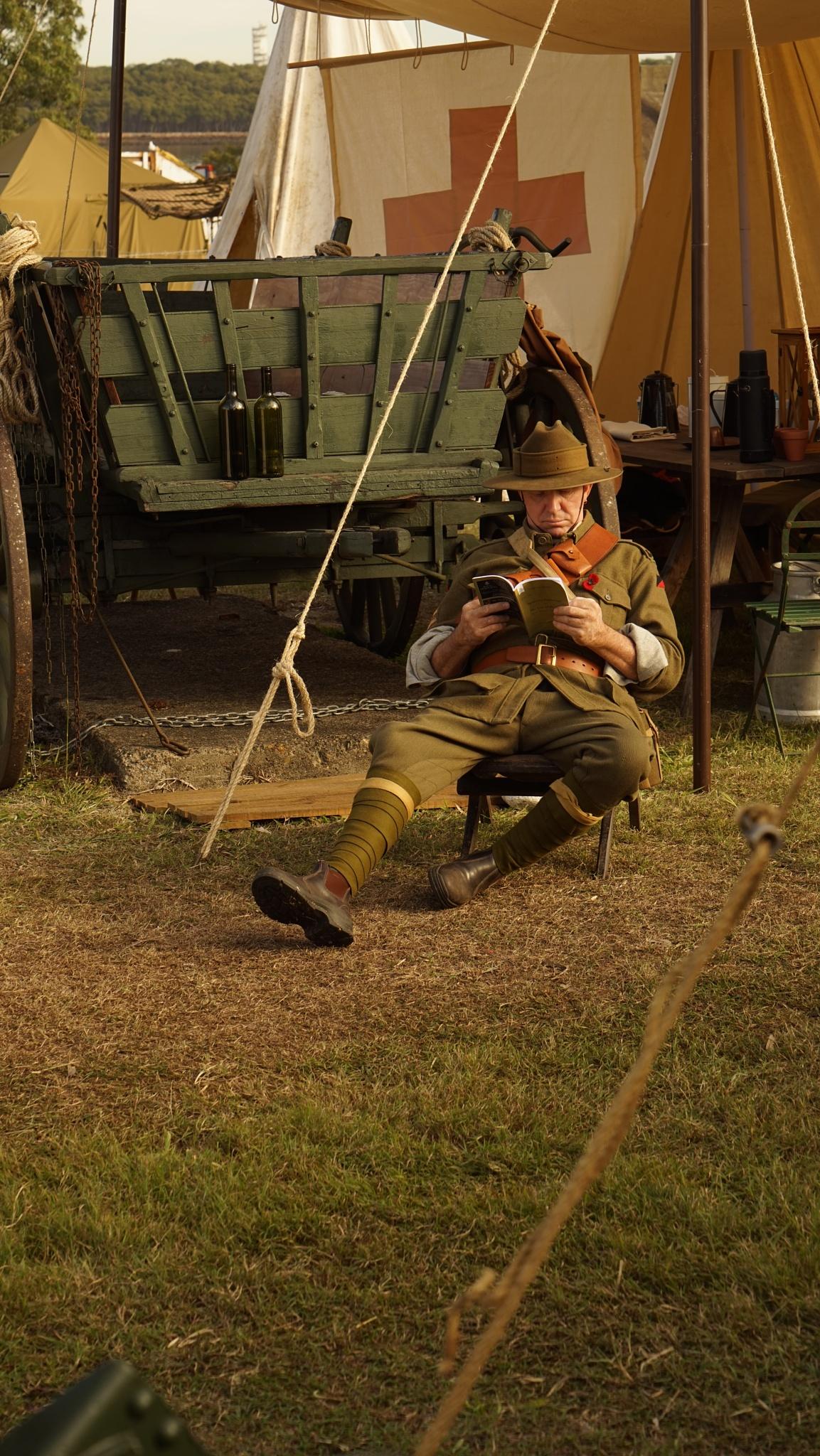 The Reader. by ensbassatt