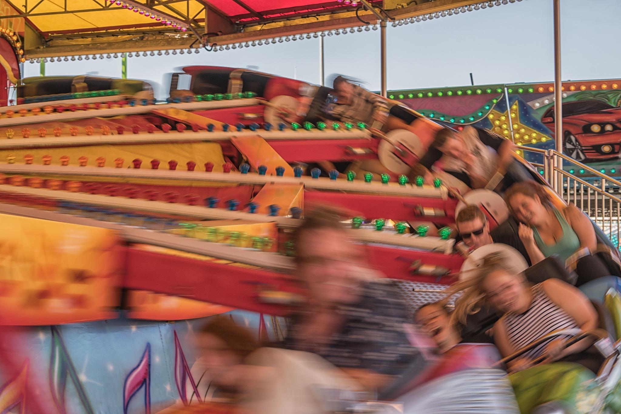 Speed that Thrills by ensbassatt