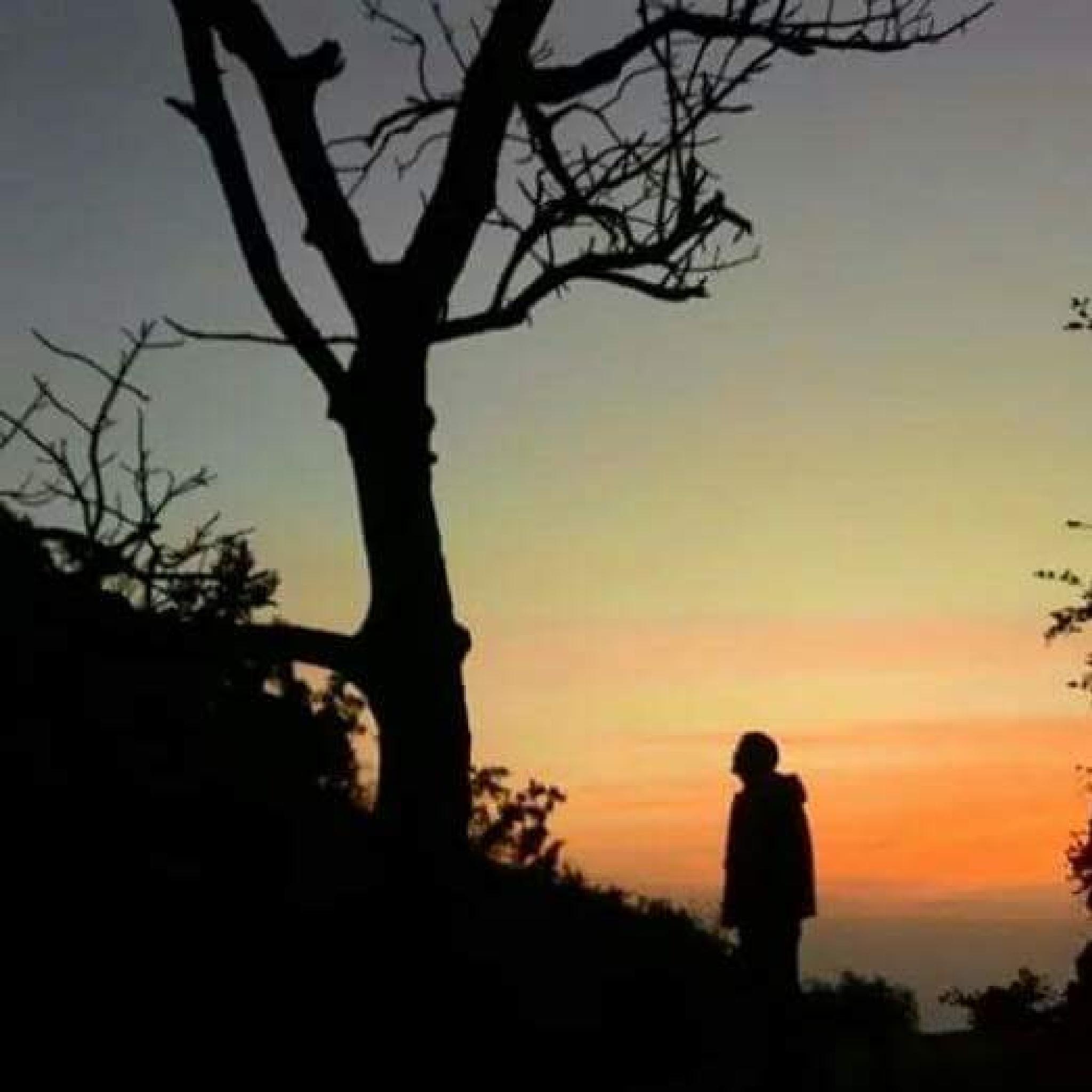 Sunset at Mt.Abu by Subhankar Chowdhury Ankush