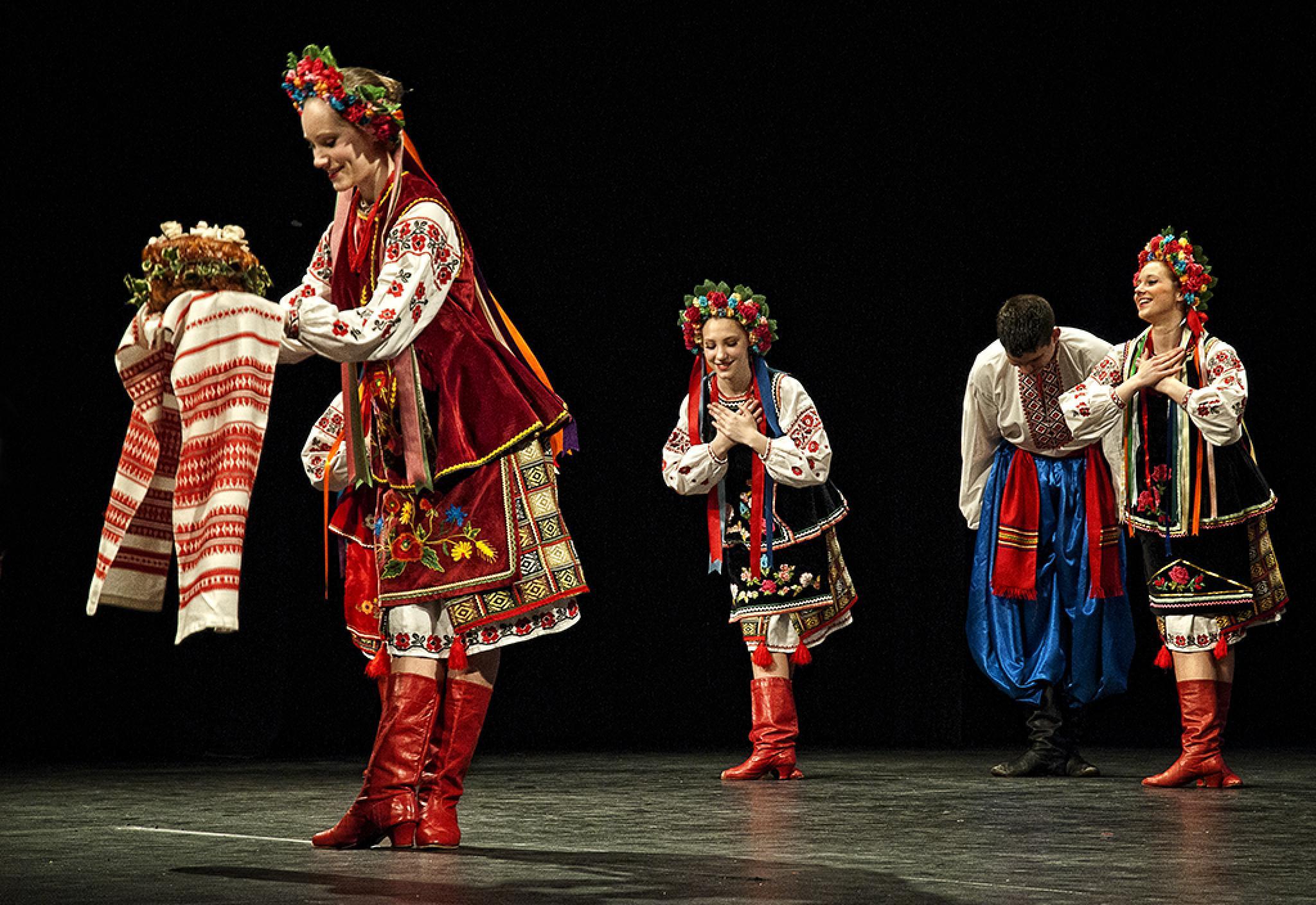 Ukrainian dancers by michael.krochta.3
