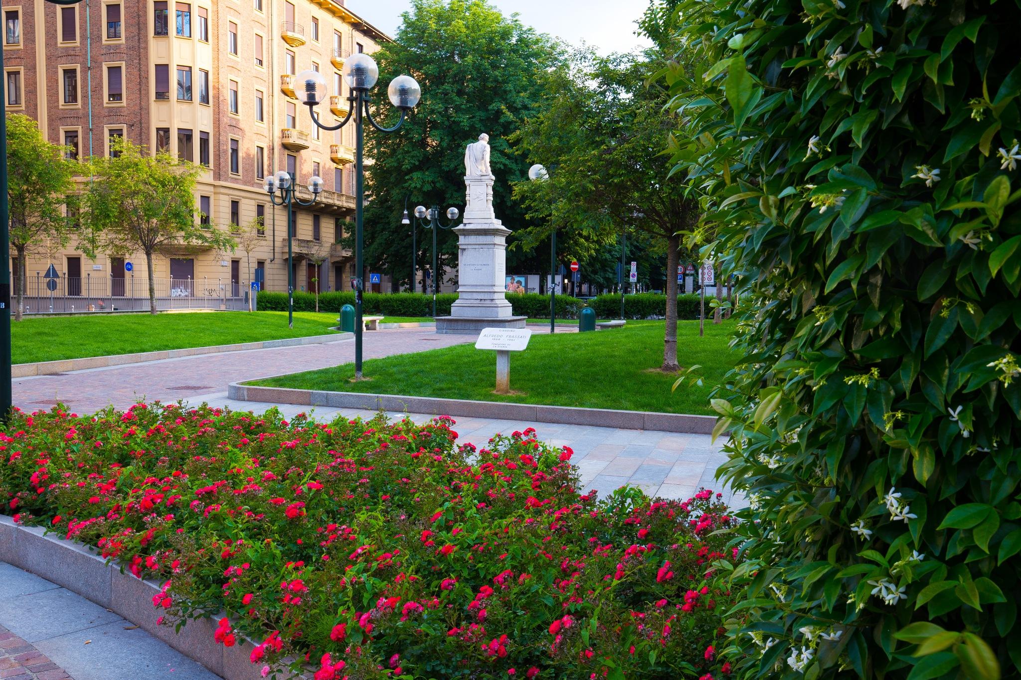 City Garden by petri.fabrizio