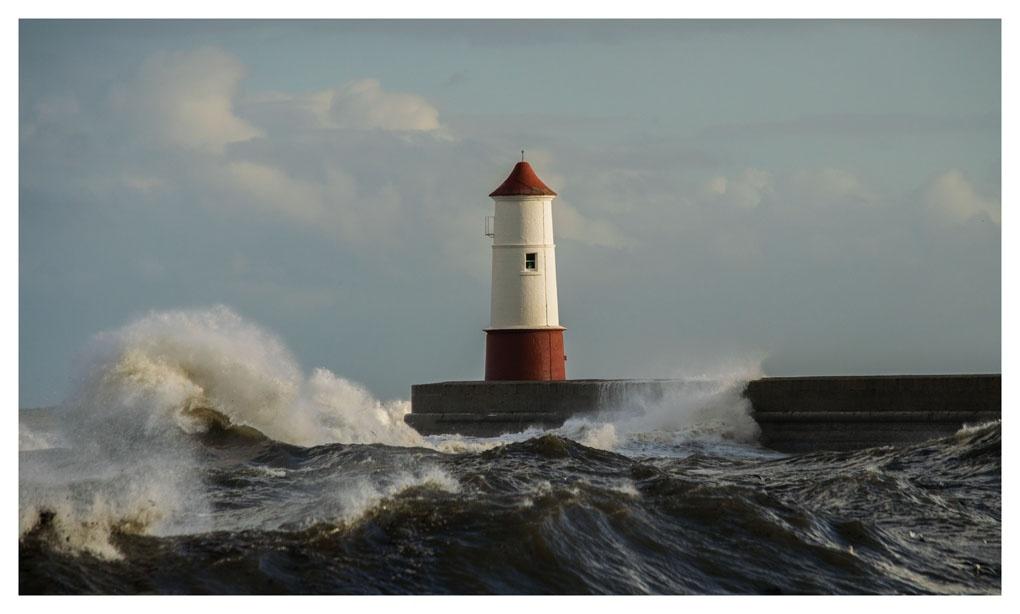 Stormy North Sea by richard.toward.3