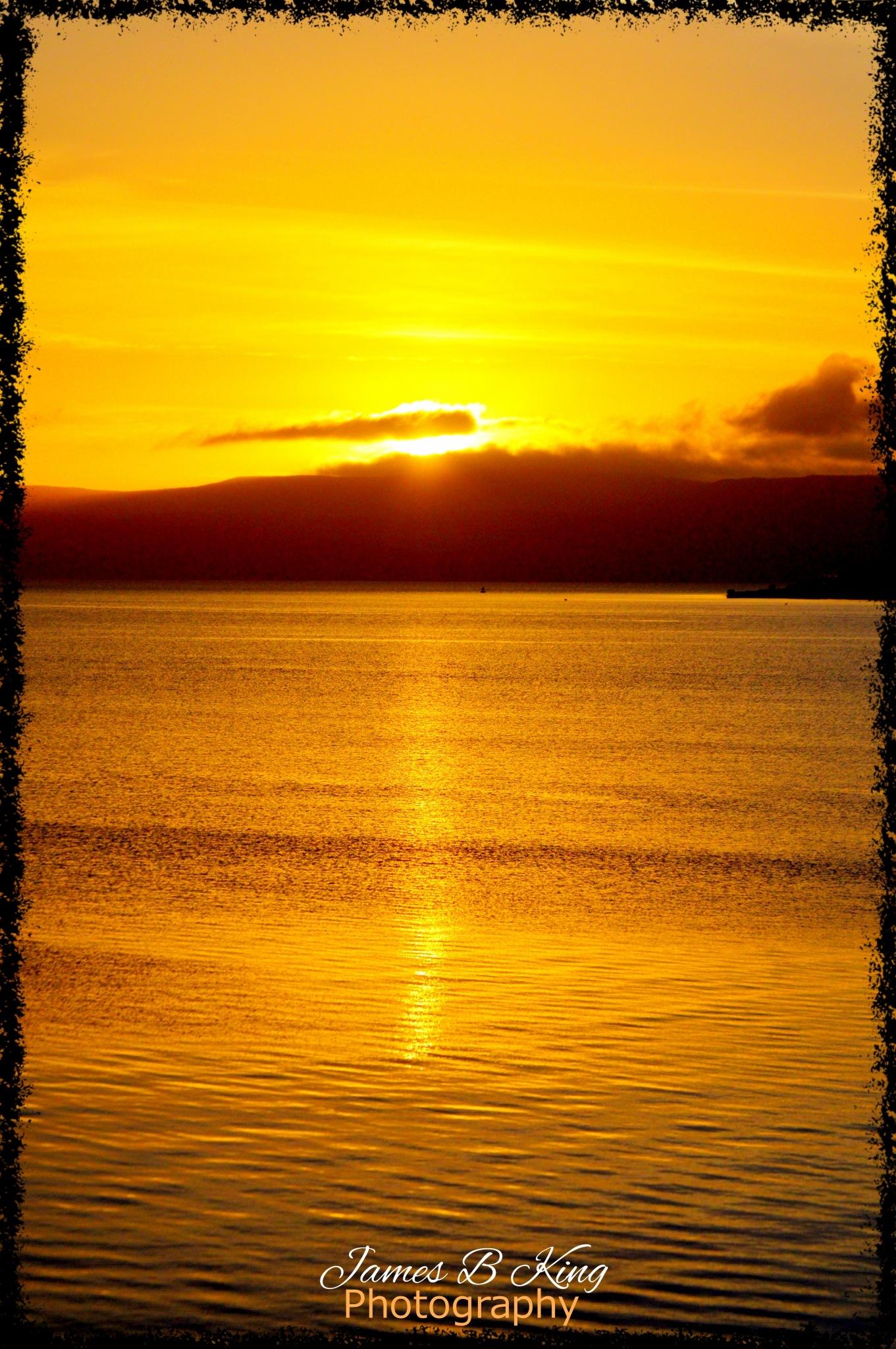 Golden Morning by James Bullis-King