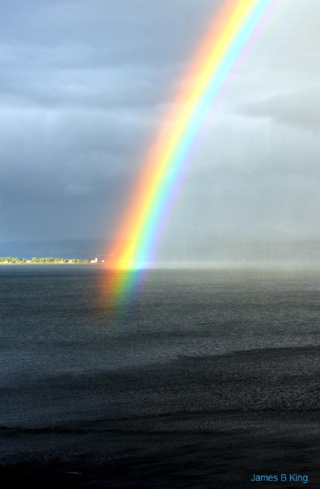 Rainbow by James Bullis-King