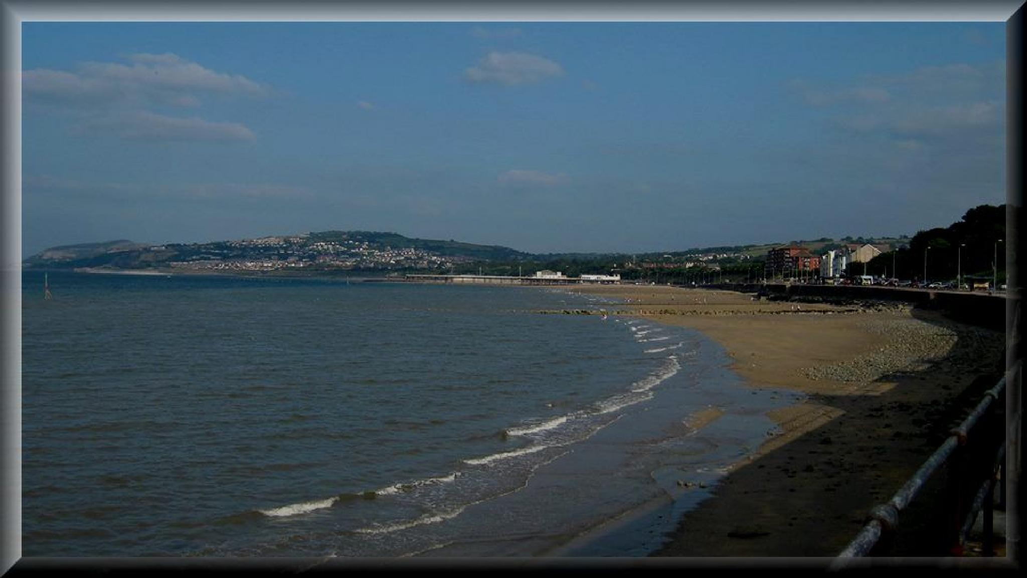 Nr Wales Beach.. by Janine