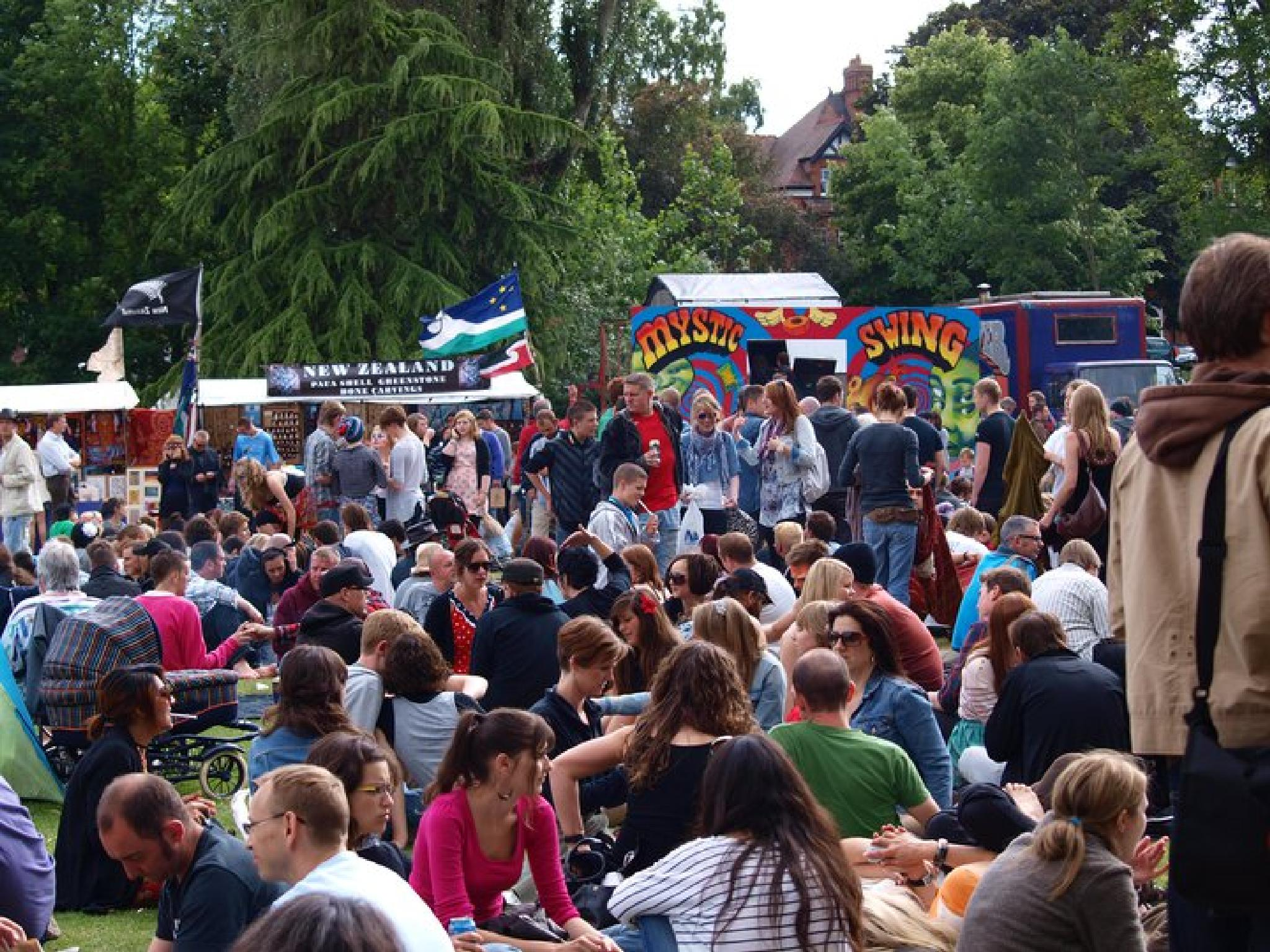 Leamington Peace Fest.. by Janine