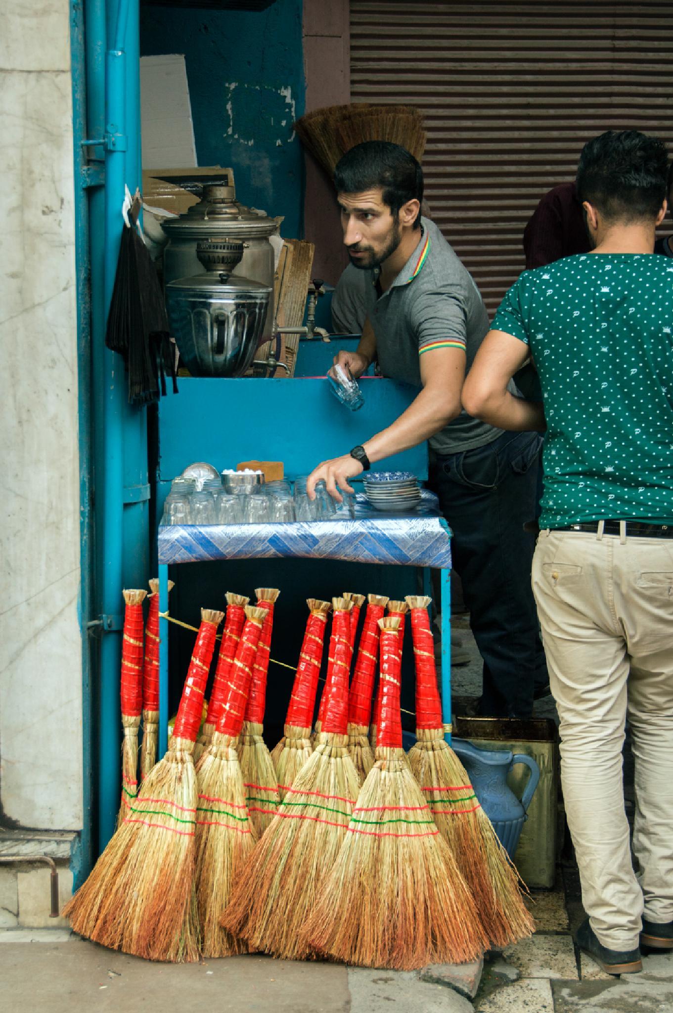Tea Shop by RezaNajib