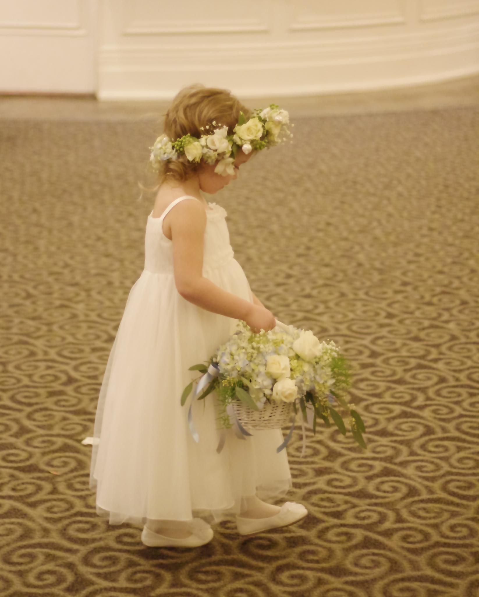 Flower Girl by McBridePictures.com