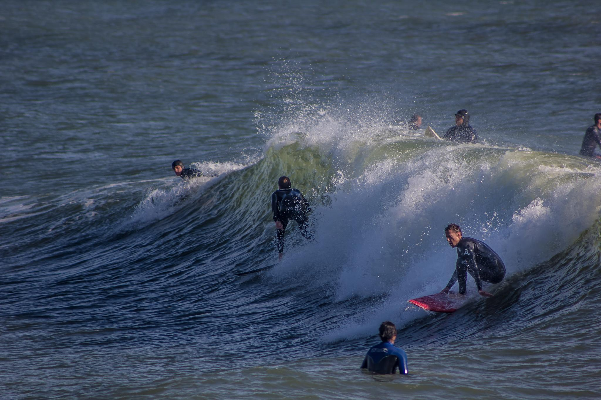 Catching the Wave by McBridePictures.com