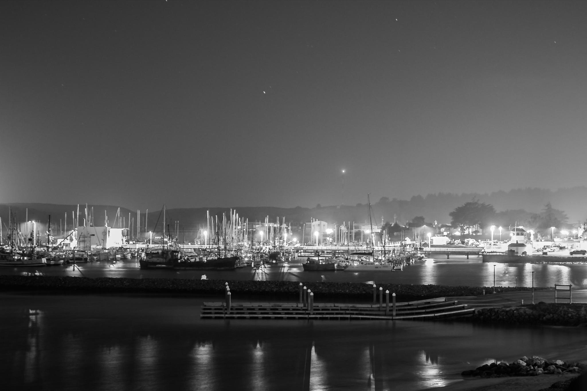 Night Harbor by McBridePictures.com