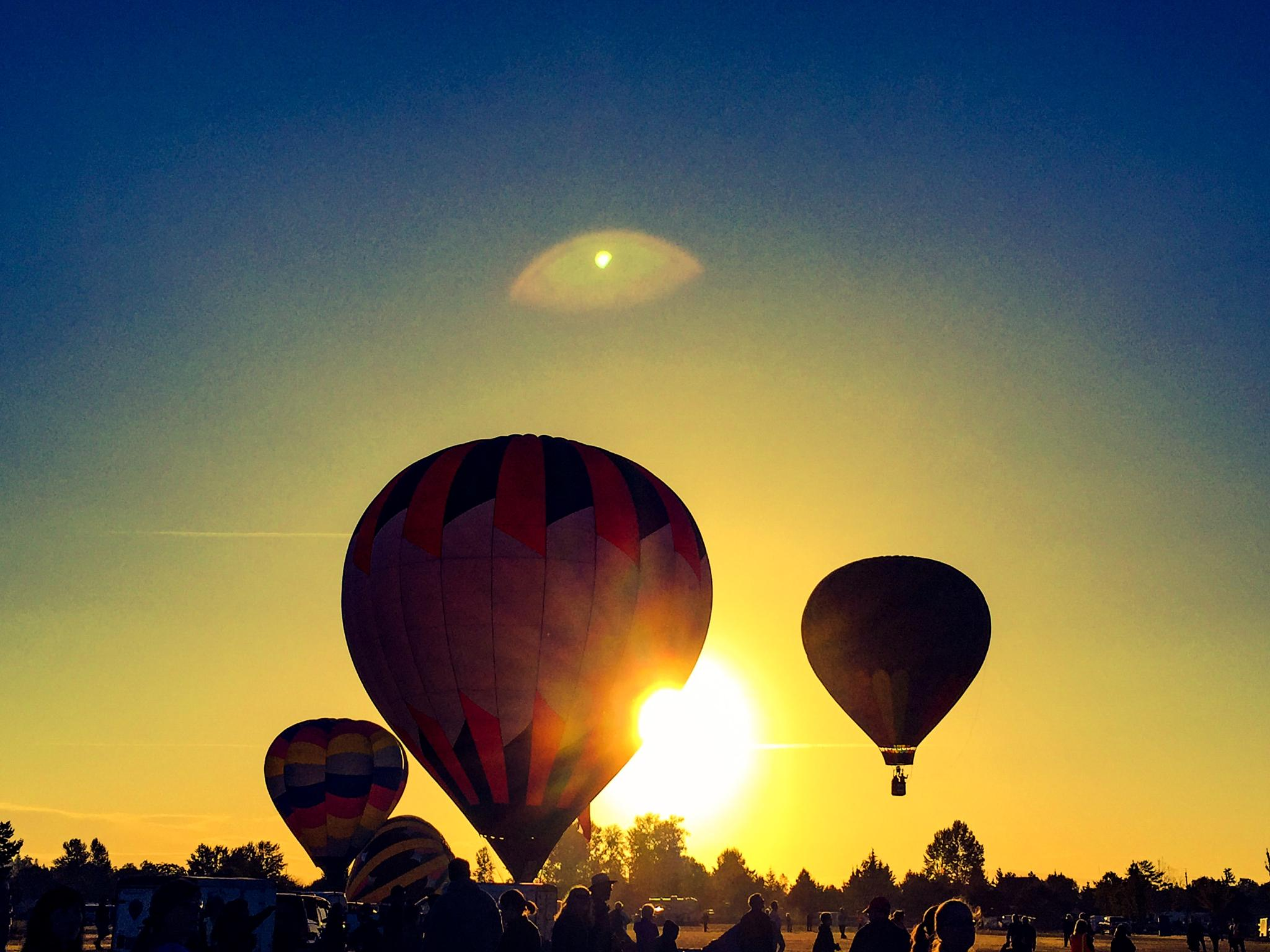 sunrise with the balloons by peyton0104