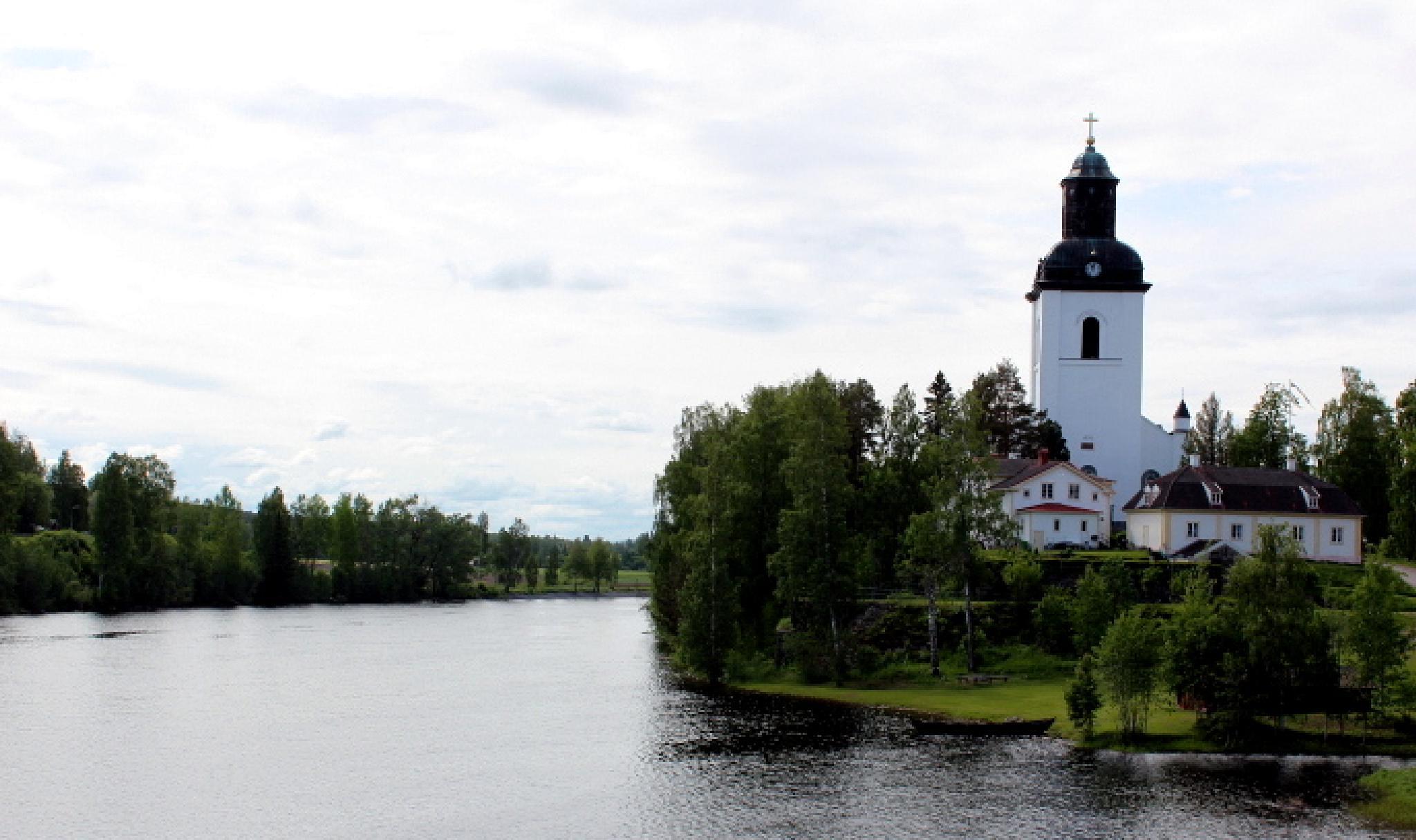 Sweden Järvsö by maria.fahlqvistagren