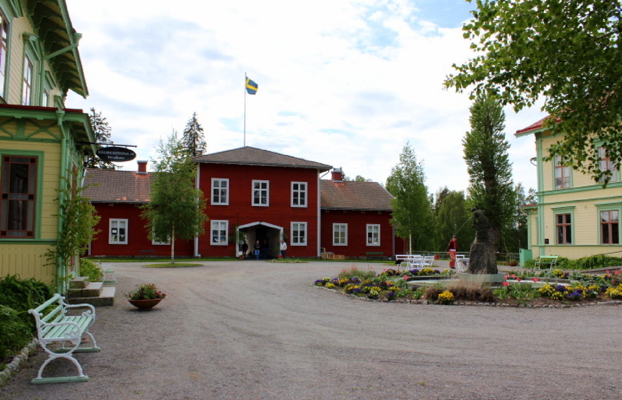 Sweden Järvsö , stenegård by maria.fahlqvistagren