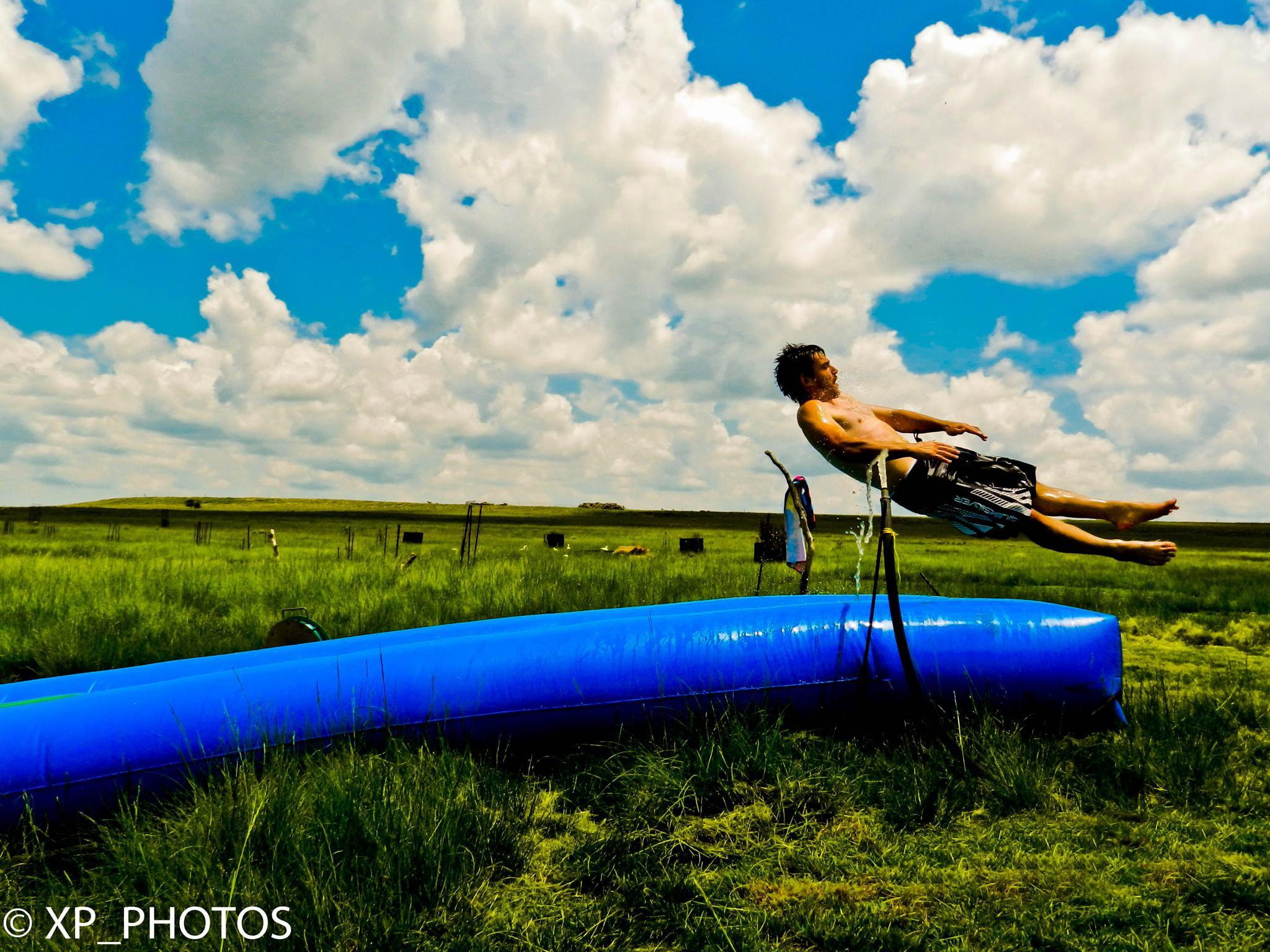 Flying Dutchman by XavierPepler