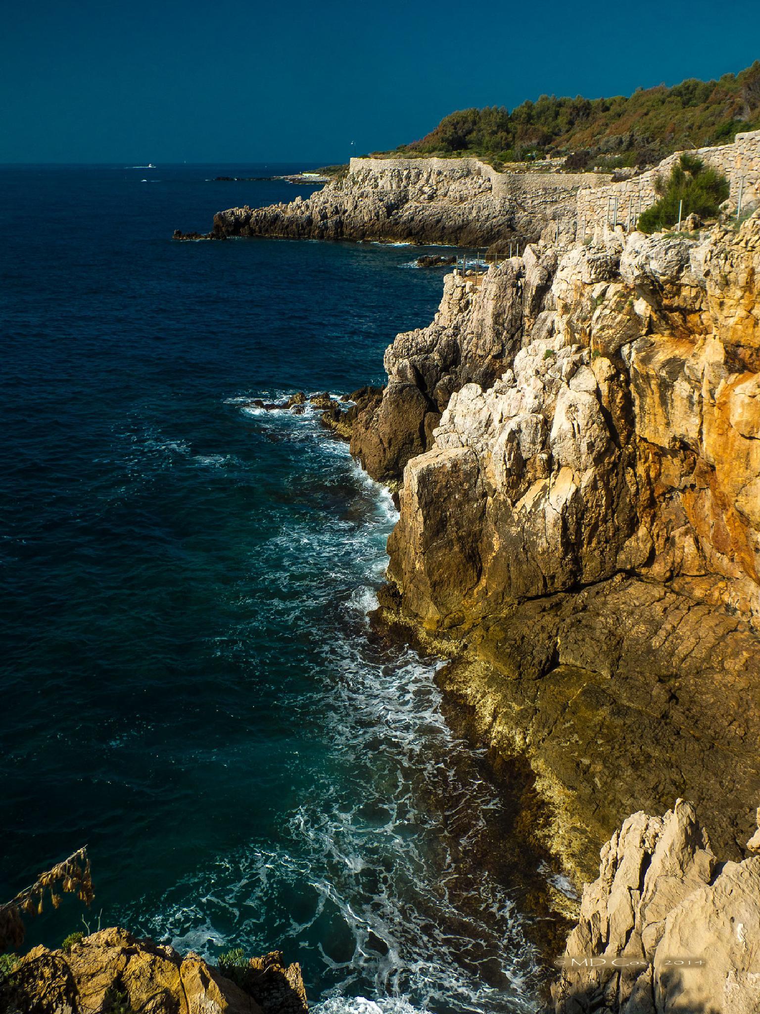 Cote d'Azur by Michael Cox