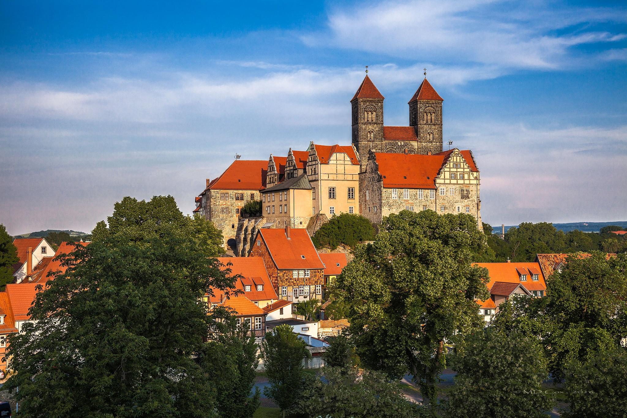 Quedlinburg by Michael Cox