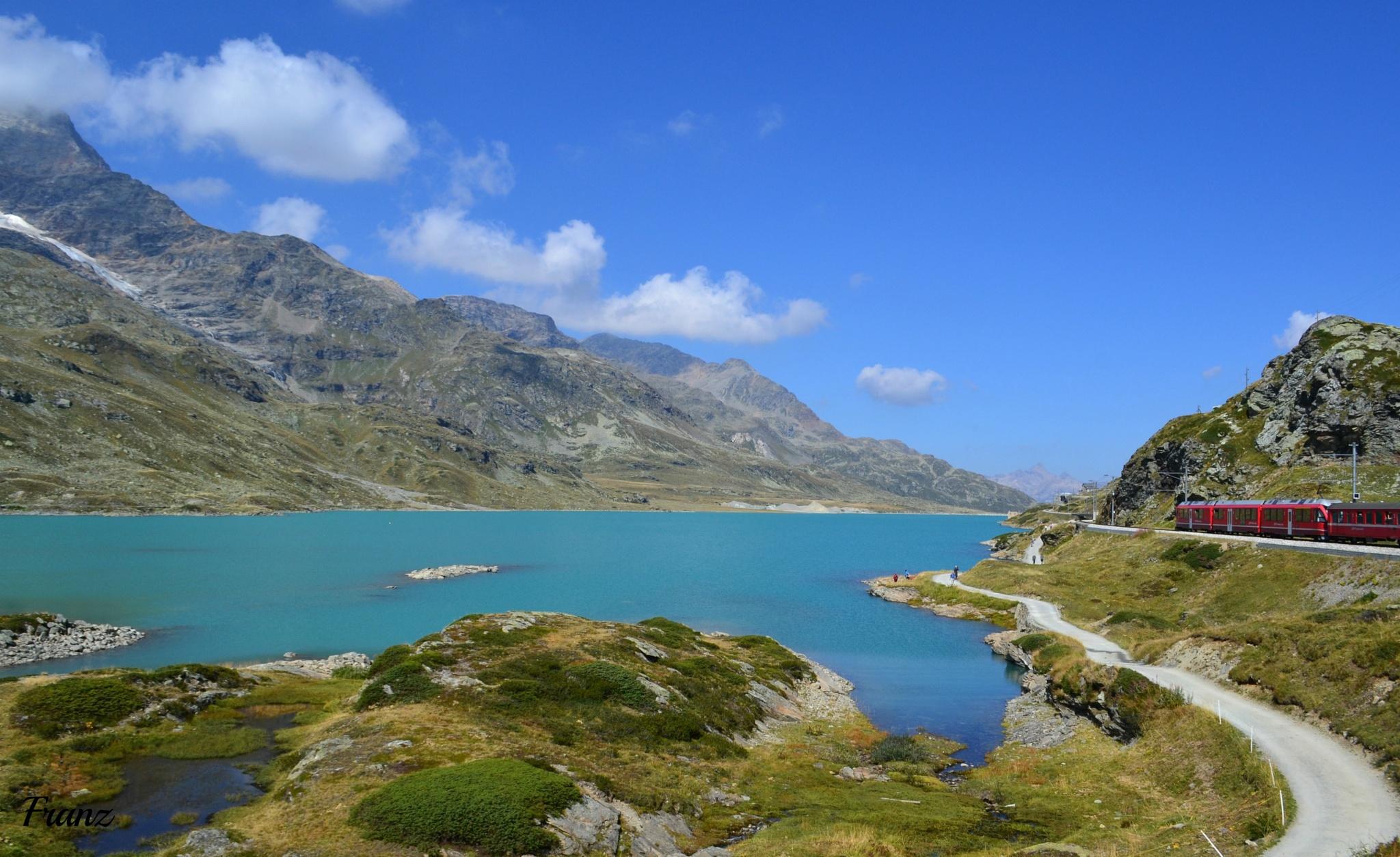 Bernina pass by WuzMykl