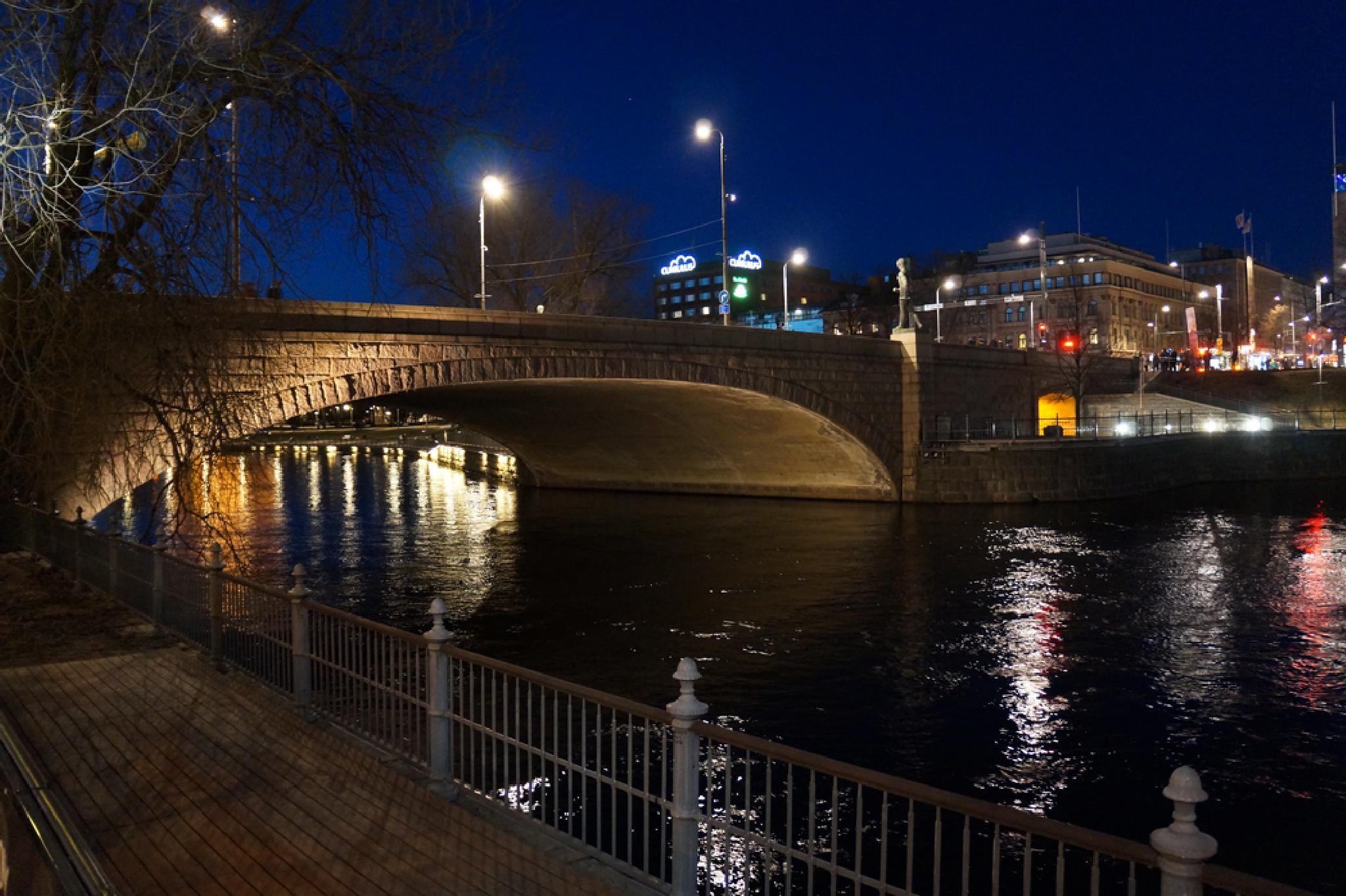 Tampere city by Ann