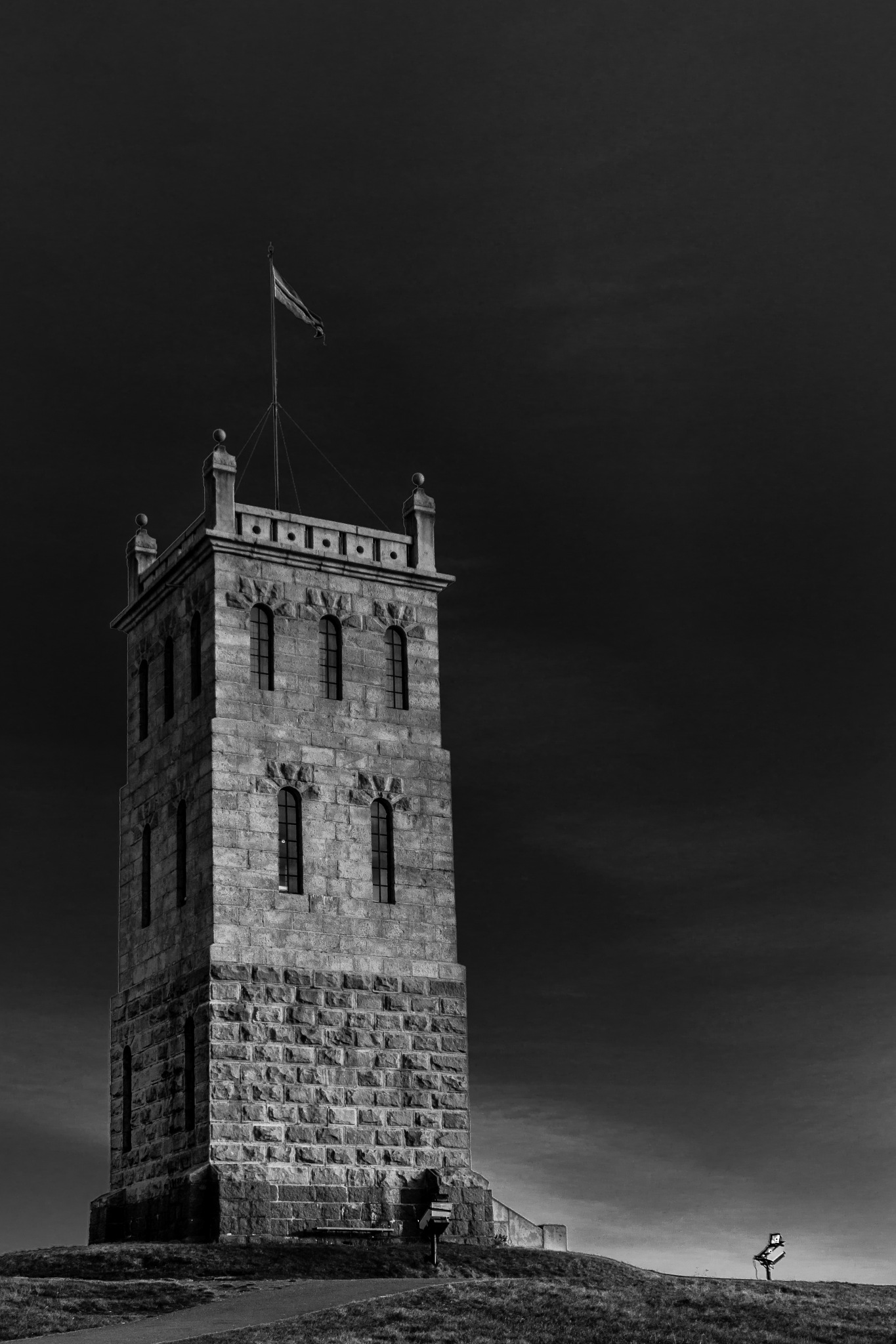 The Tower by MjollnirMacAlba