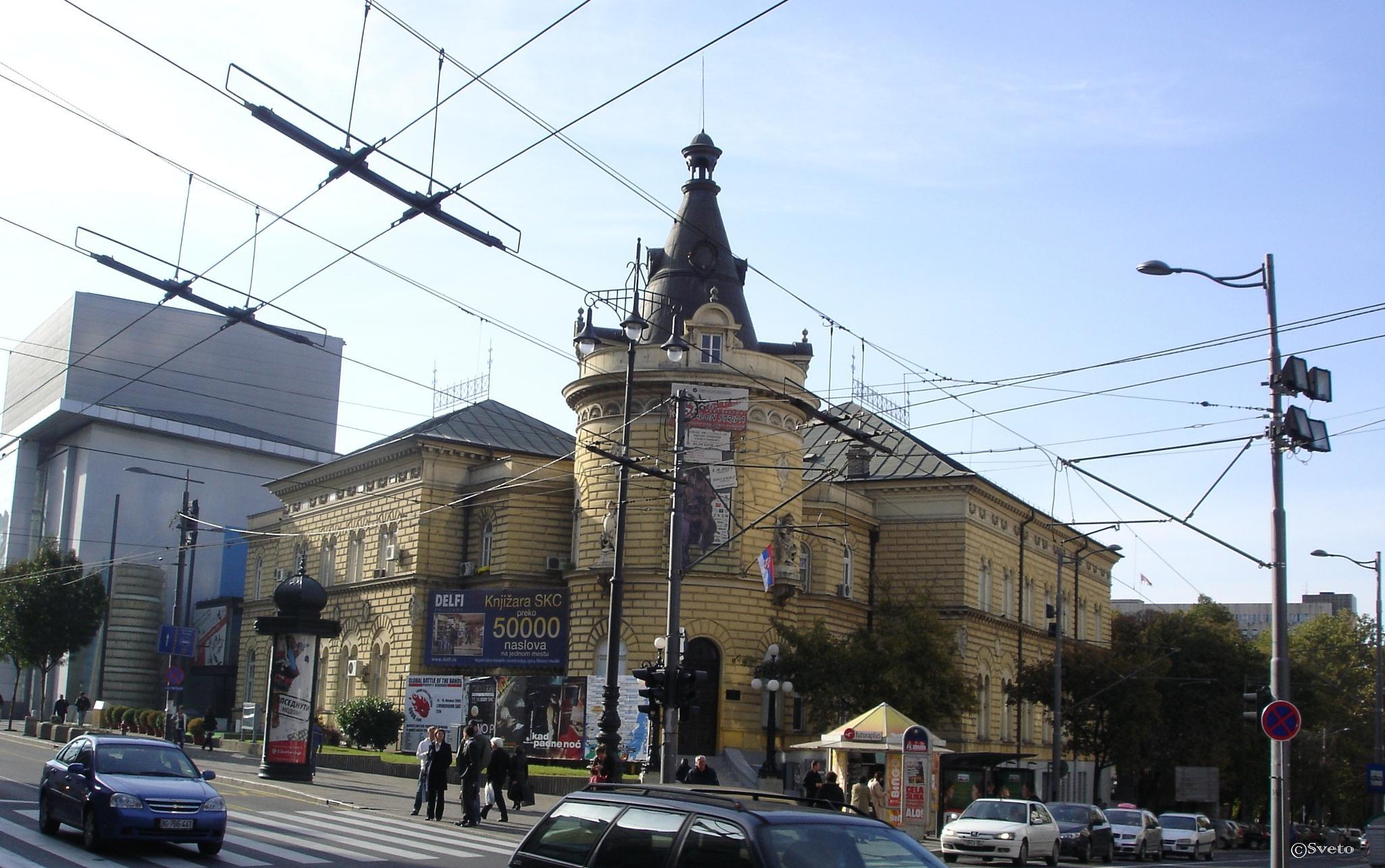 Beograd, Srbija by stevsveto