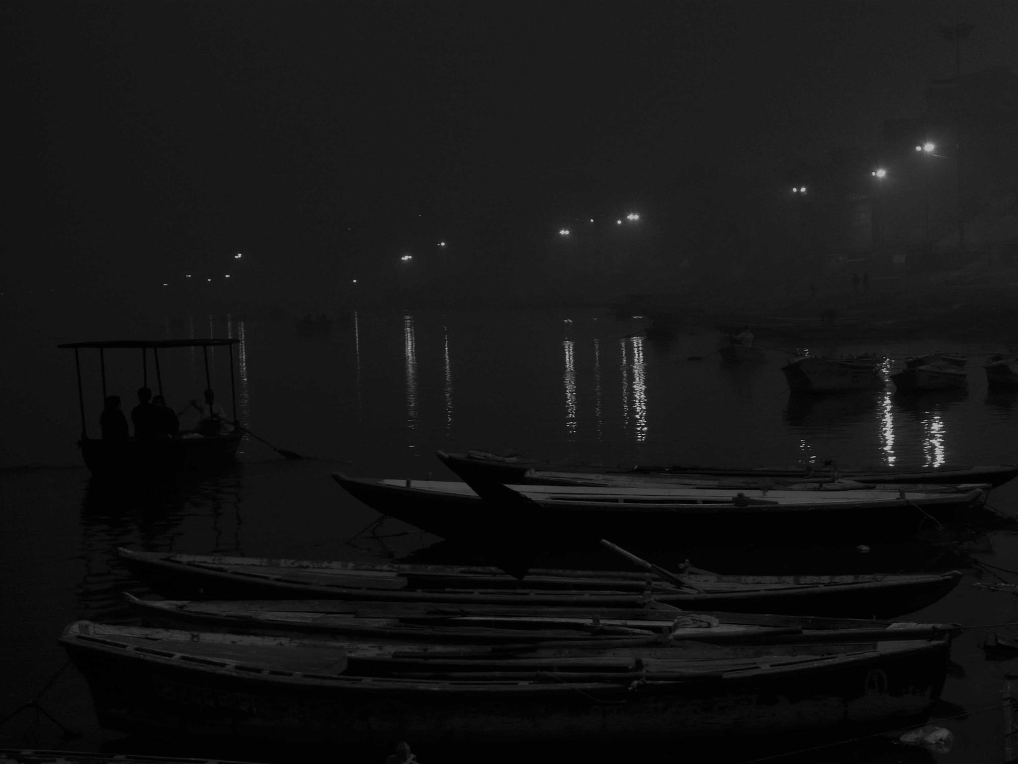 flavour of winter night  by Debashis Mondal