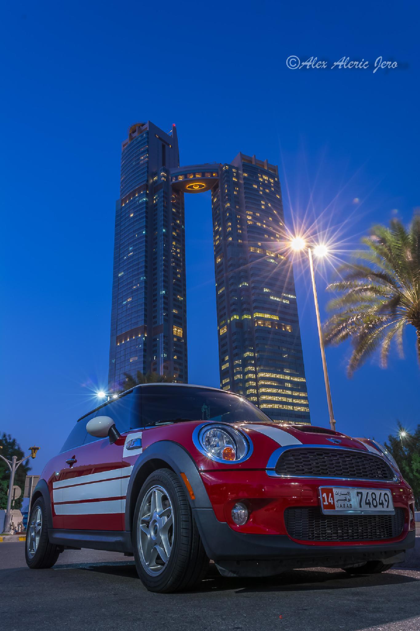 Photo in Travel #car #transport #vehicle #nikon d5200 #night photography