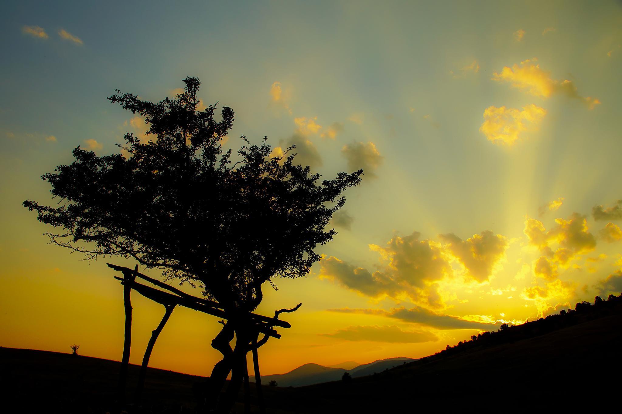 Sunset by mugurelcm