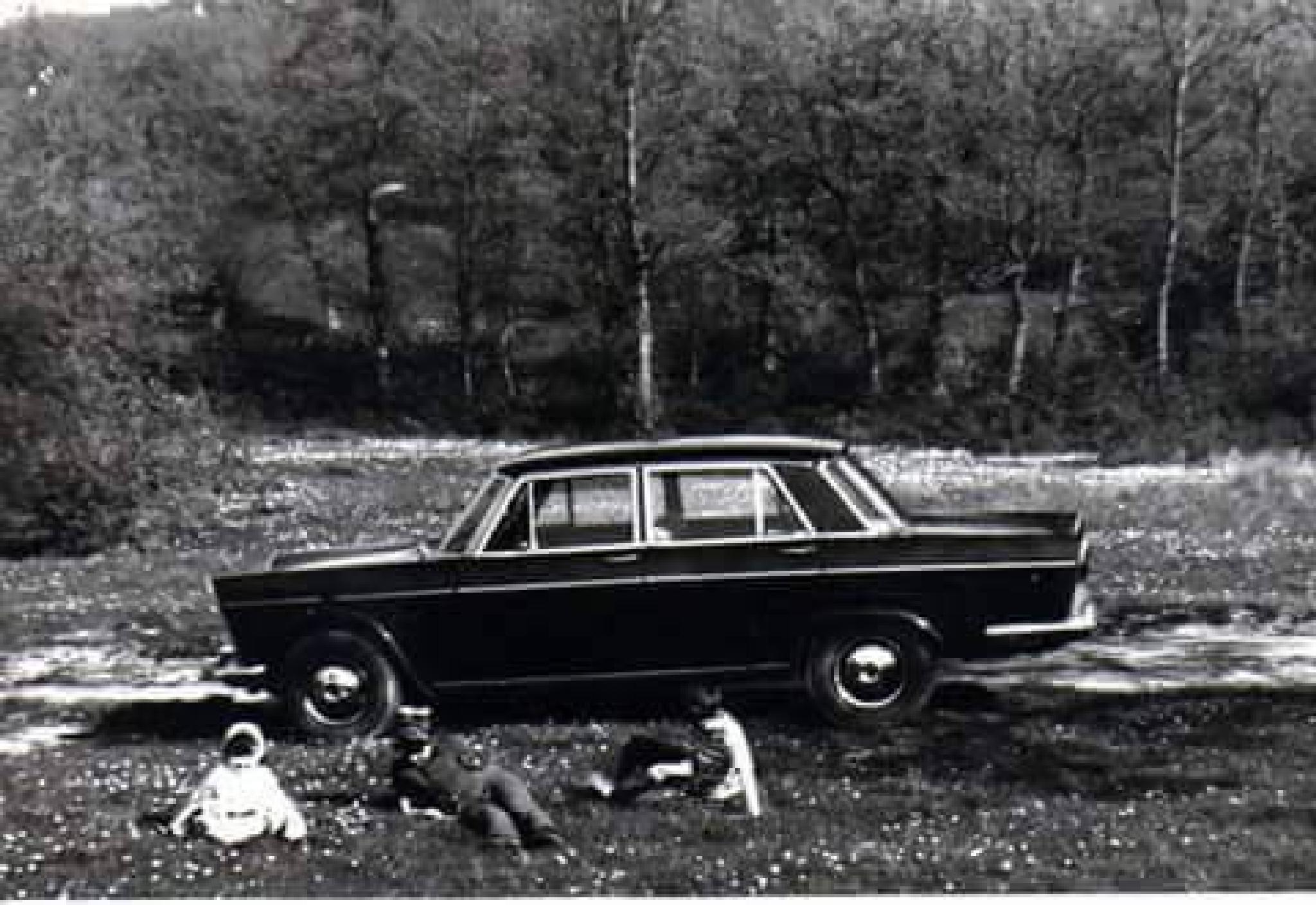 picnic anni 60  by Barbara Corelli
