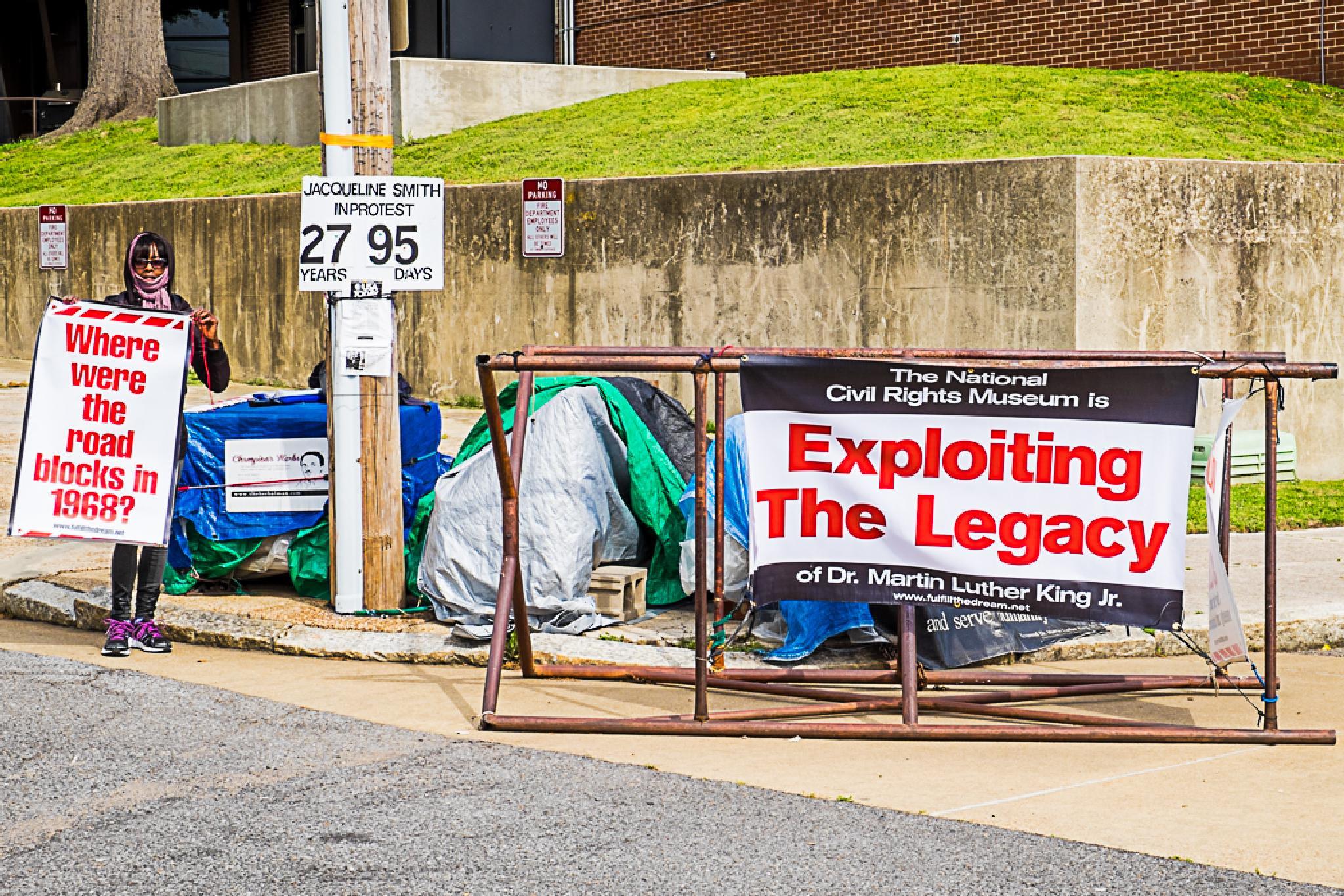 MLK Legacy Exploited by Cliff C Morris Jr