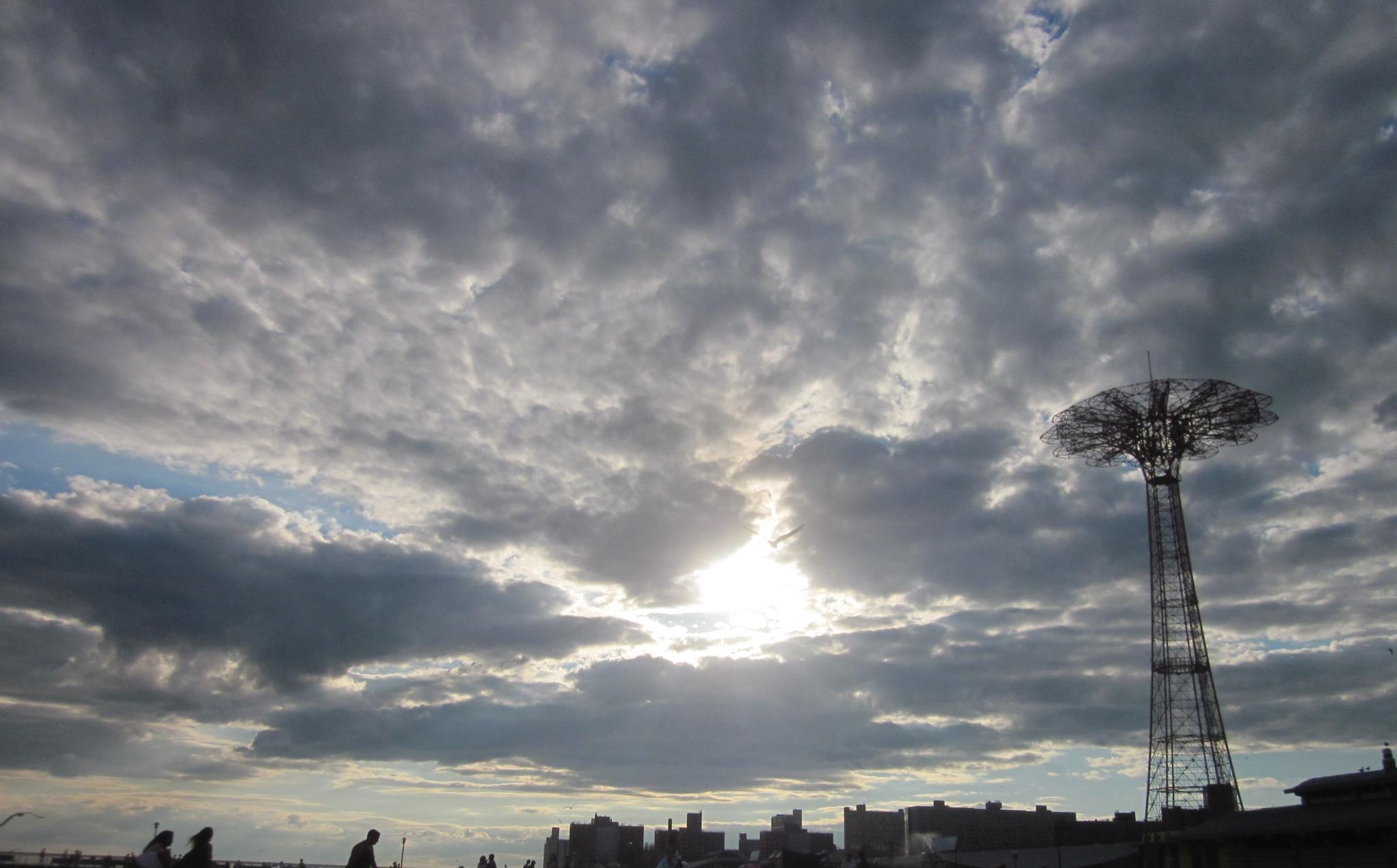 bright sky by lifelover