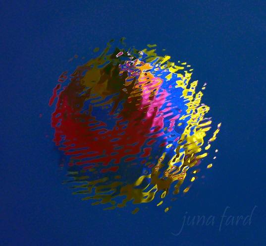 | reflexo em rio | balão de ar quente | do juna fard | by juna fard