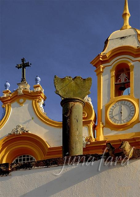 Matriz de Santo Antônio | Cidade de Tiradentes | MG | by juna fard  by juna fard